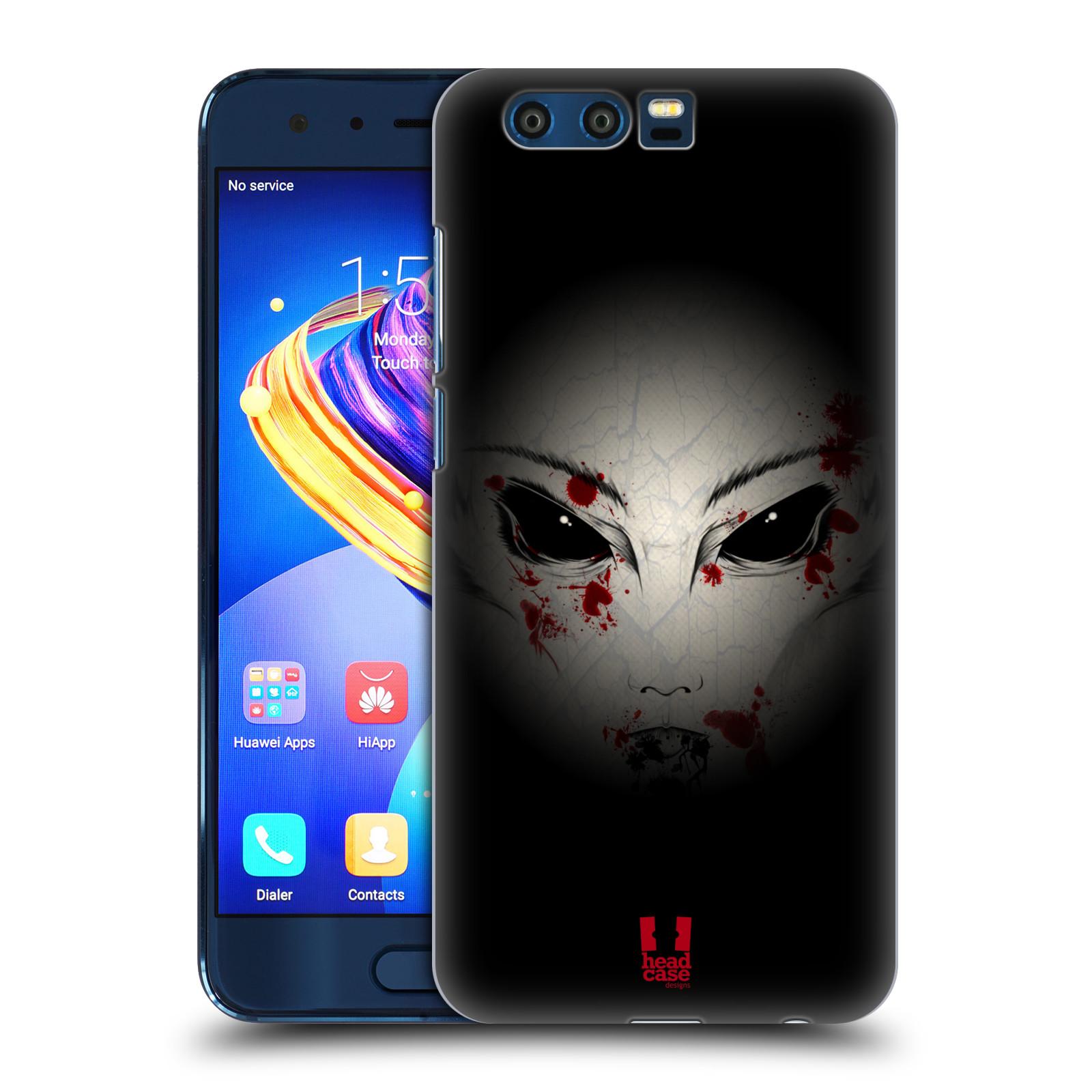 Plastové pouzdro na mobil Honor 9 - Head Case - Macabre