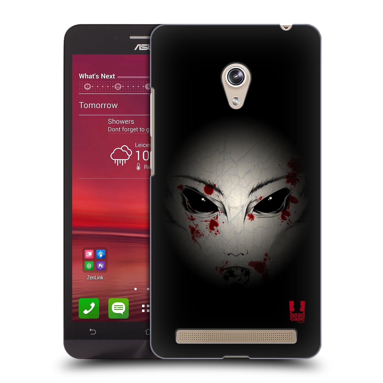 Plastové pouzdro na mobil Asus Zenfone 6 HEAD CASE Macabre (Kryt či obal na mobilní telefon Asus Zenfone 6 A600CG / A601CG)