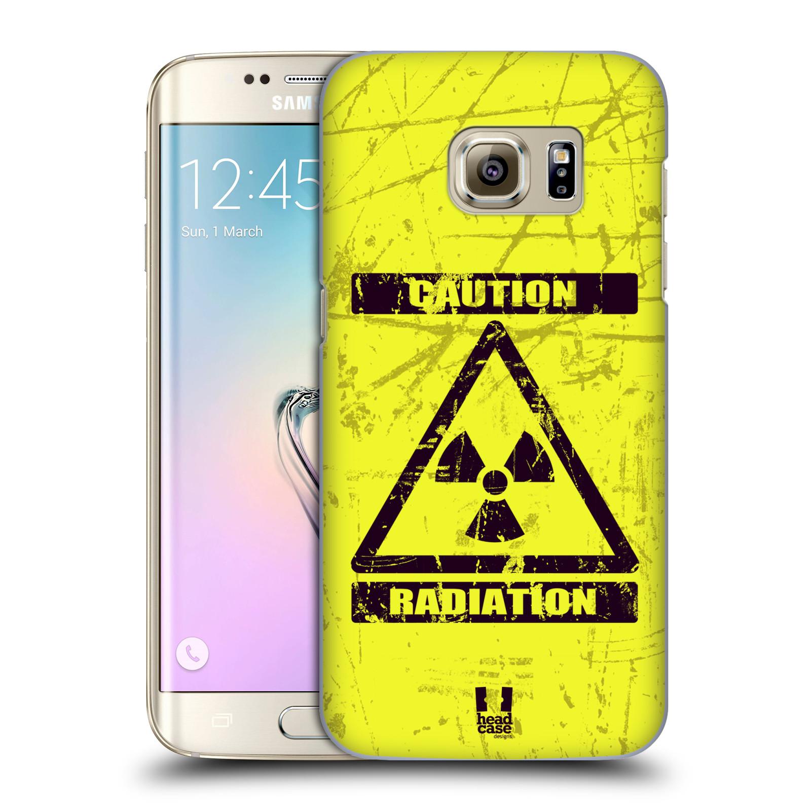 Plastové pouzdro na mobil Samsung Galaxy S7 Edge HEAD CASE RADIACE (Kryt či obal na mobilní telefon Samsung Galaxy S7 Edge SM-G935F)