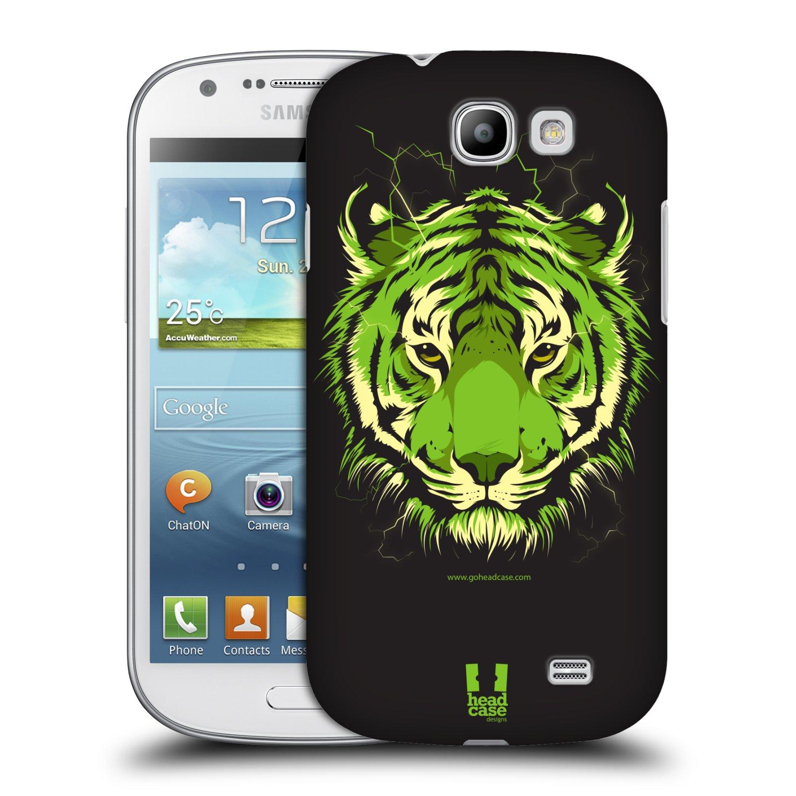 Plastové pouzdro na mobil Samsung Galaxy Express HEAD CASE BENGÁLSKÝ TYGR (Kryt či obal na mobilní telefon Samsung Galaxy Express GT-i8730)