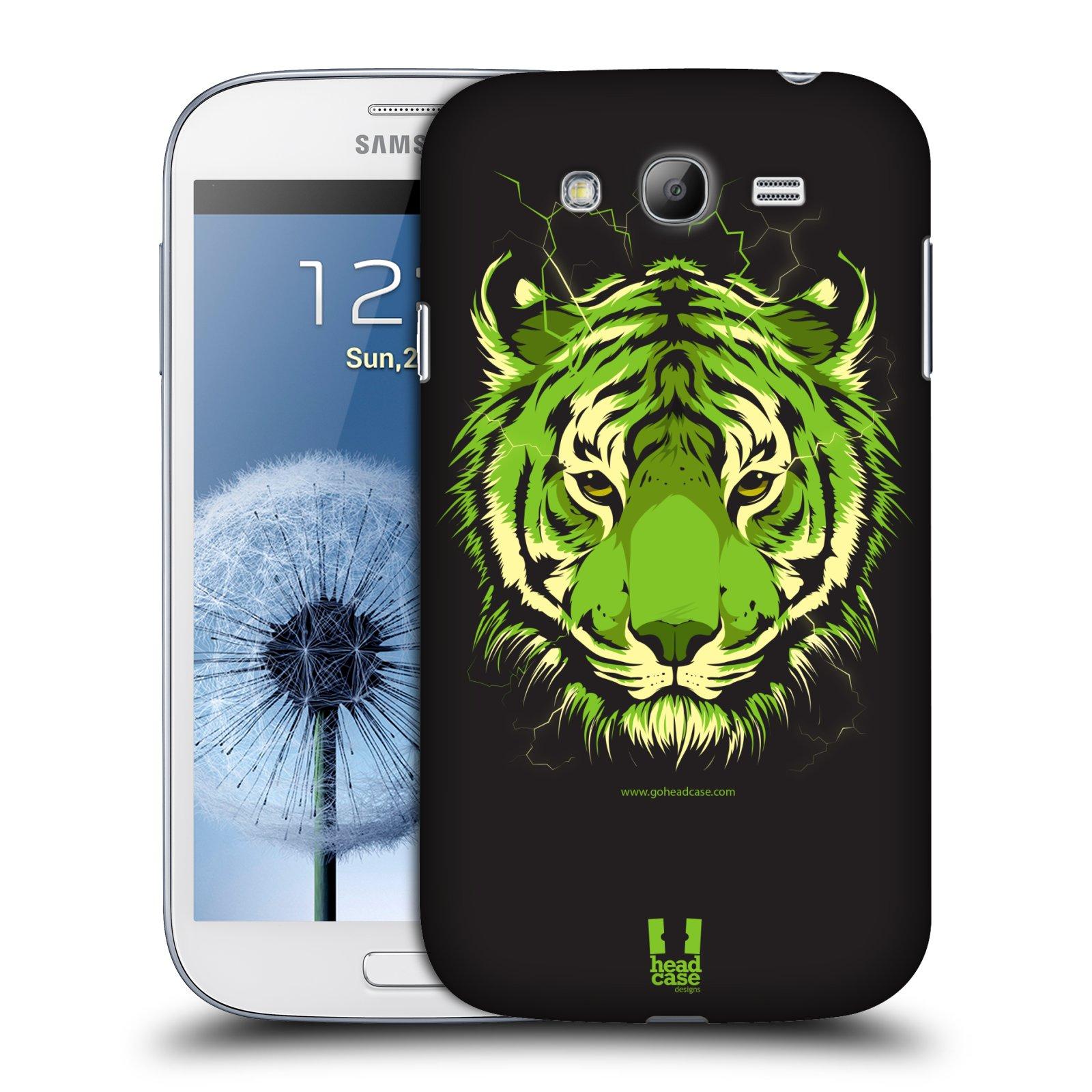 Plastové pouzdro na mobil Samsung Galaxy Grand Neo Plus HEAD CASE BENGÁLSKÝ TYGR (Kryt či obal na mobilní telefon Samsung Galaxy Grand Neo Plus GT-i9060i)