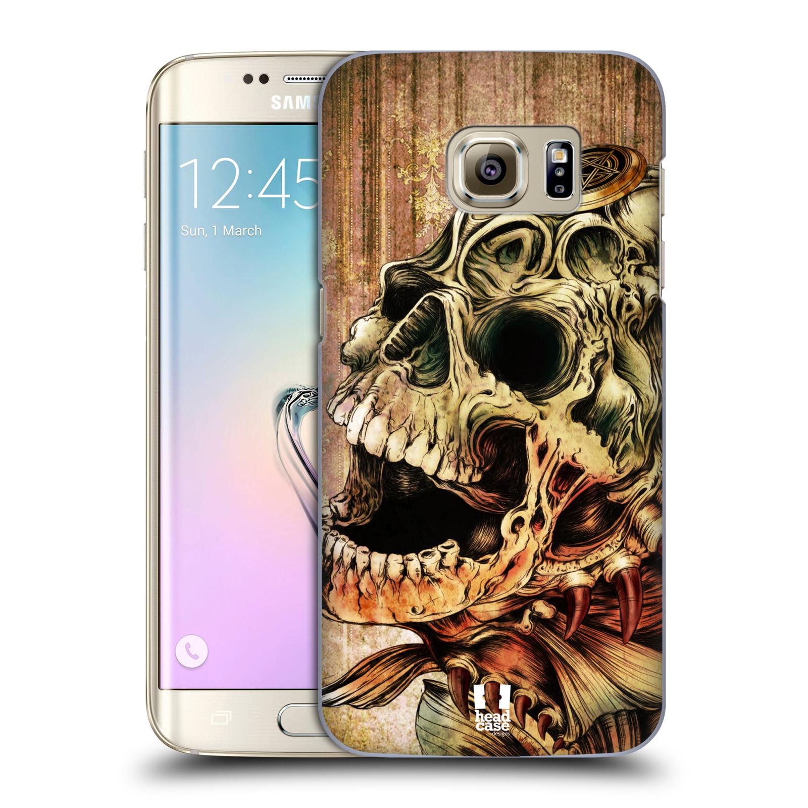 Plastové pouzdro na mobil Samsung Galaxy S7 Edge HEAD CASE PIRANHA (Kryt či obal na mobilní telefon Samsung Galaxy S7 Edge SM-G935F)
