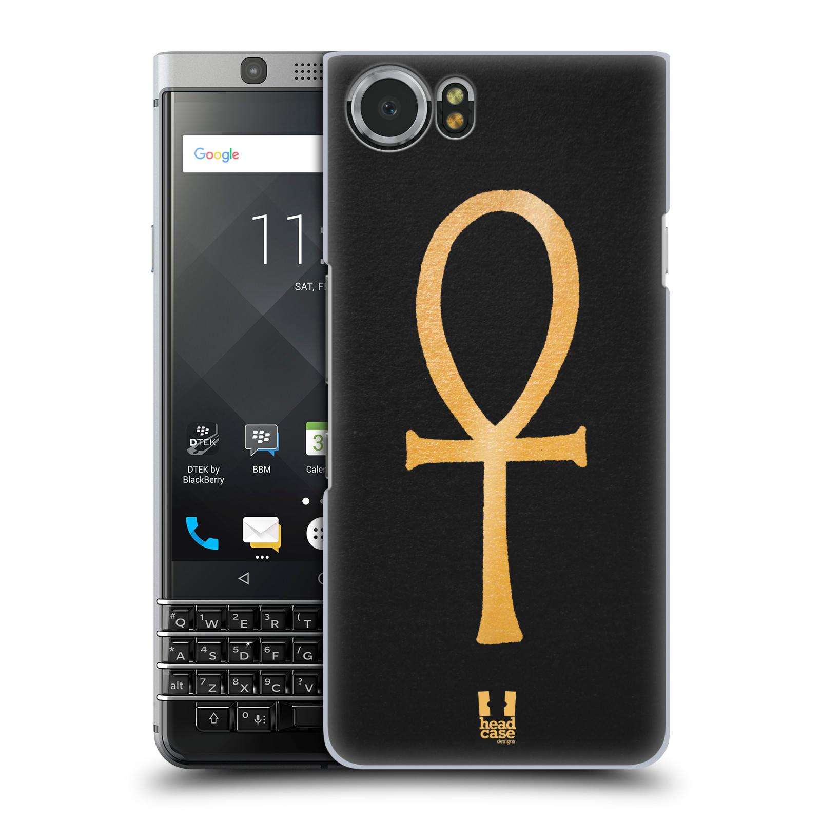 Plastové pouzdro na mobil BlackBerry KEYone - Head Case - EGYPT ANKH NILSKÝ KŘÍŽ (Plastový kryt či obal na mobilní telefon BlackBerry KEYone s motivem EGYPT ANKH NILSKÝ KŘÍŽ)