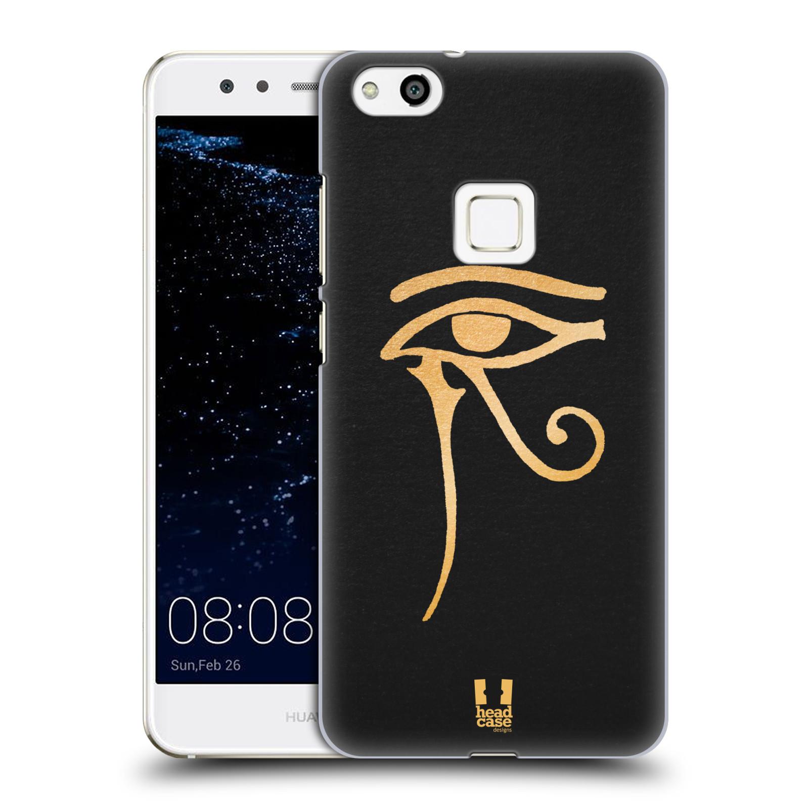 Plastové pouzdro na mobil Huawei P10 Lite Head Case - EGYPT OKO BOHA RA (Plastový kryt či obal na mobilní telefon Huawei P10 Lite Dual SIM (LX1/LX1A))