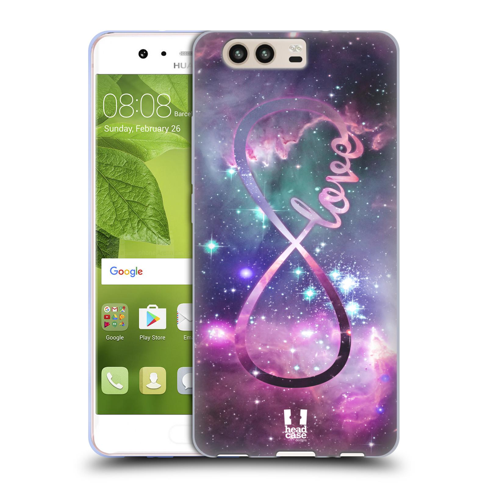 Silikonové pouzdro na mobil Huawei P10 - Head Case - NEKONEČNÁ LÁSKA