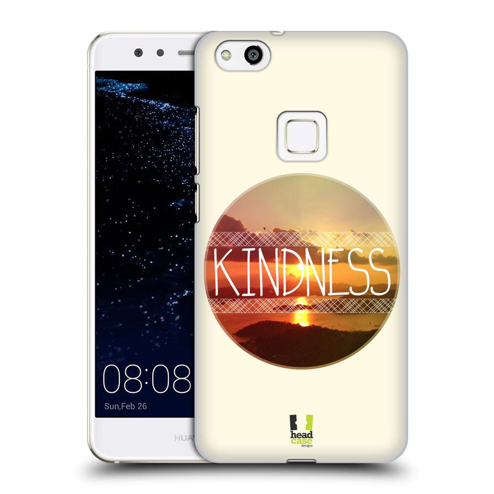 Plastové pouzdro na mobil Huawei P10 Lite Head Case - INSPIRACE V KRUHU LASKAVOST (Plastový kryt či obal na mobilní telefon Huawei P10 Lite Dual SIM (LX1/LX1A))