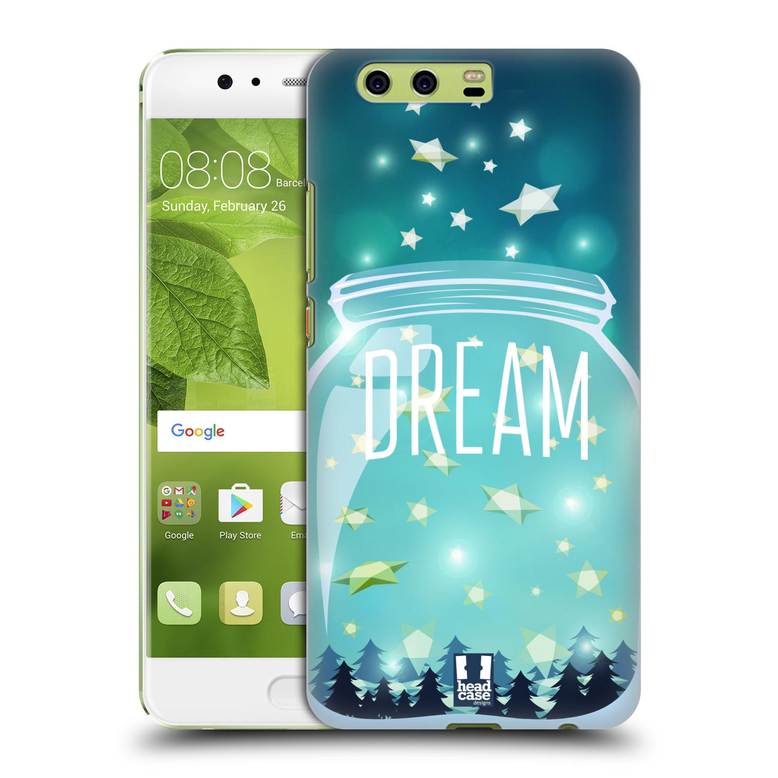 Plastové pouzdro na mobil Huawei P10 Plus - Head Case SKLENICE DREAM