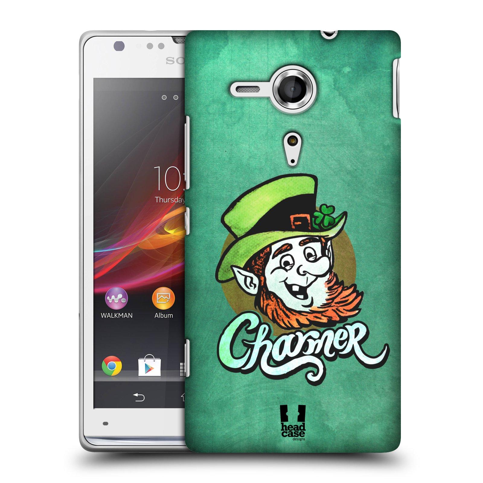 Plastové pouzdro na mobil Sony Xperia SP C5303 HEAD CASE CHARMER (Kryt či obal na mobilní telefon Sony Xperia SP )