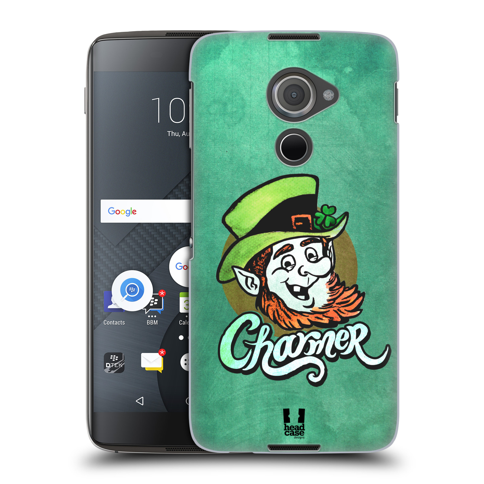 Plastové pouzdro na mobil Blackberry DTEK60 (Argon) - Head Case CHARMER (Plastový kryt či obal na mobilní telefon Blackberry DTEK60 (Argon))