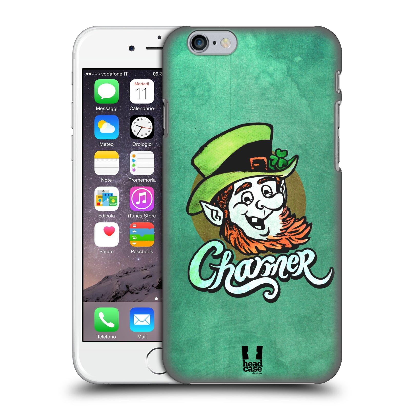 Plastové pouzdro na mobil Apple iPhone 6 a 6S HEAD CASE CHARMER