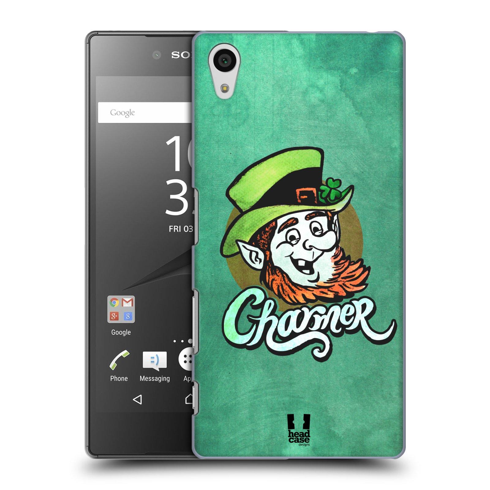 Plastové pouzdro na mobil Sony Xperia Z5 HEAD CASE CHARMER (Kryt či obal na mobilní telefon Sony Xperia Z5 E6653)