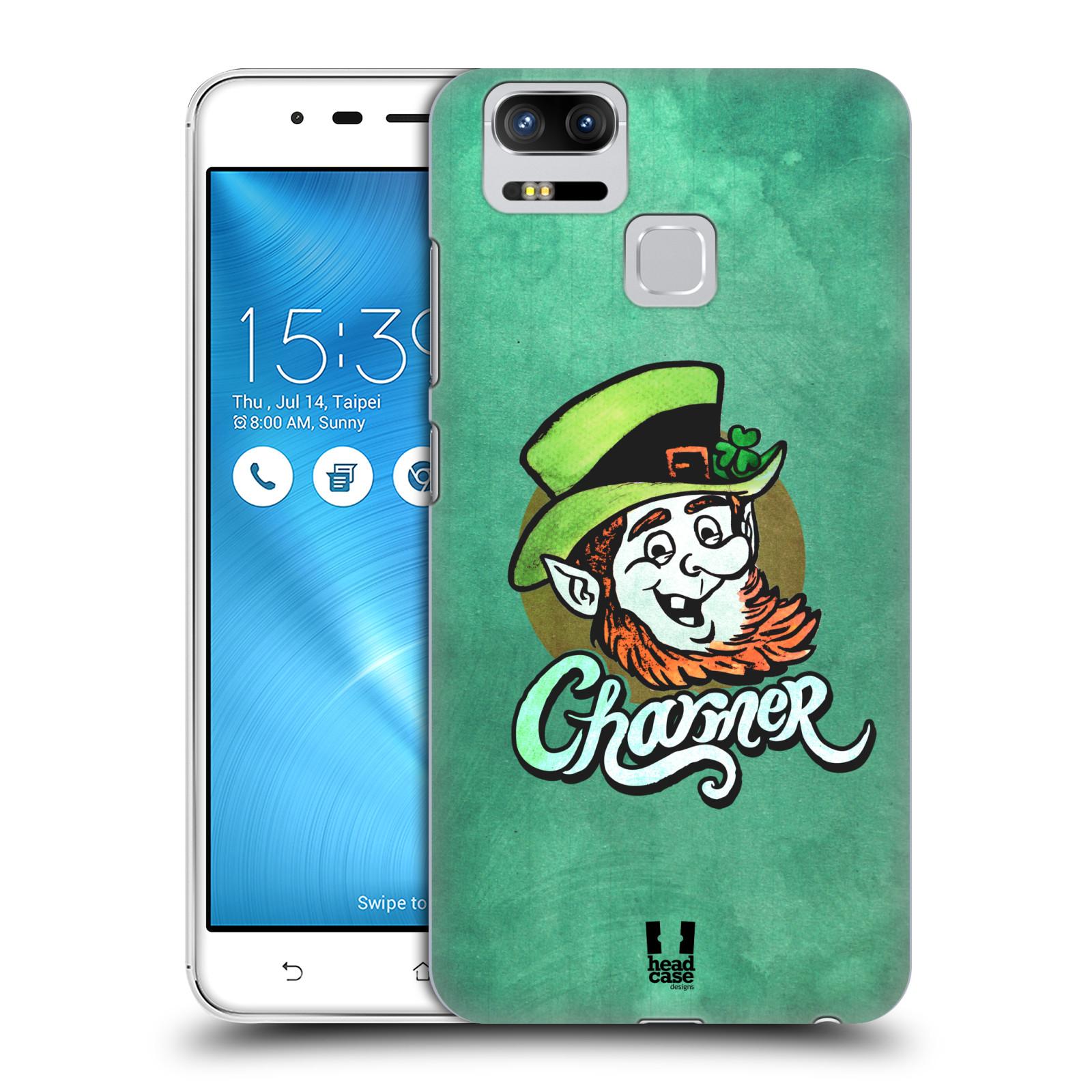 Plastové pouzdro na mobil Asus ZenFone 3 ZOOM ZE553KL - Head Case - CHARMER (Plastový kryt či obal na mobilní telefon Asus ZenFone 3 ZOOM ZE553KL s motivem CHARMER)