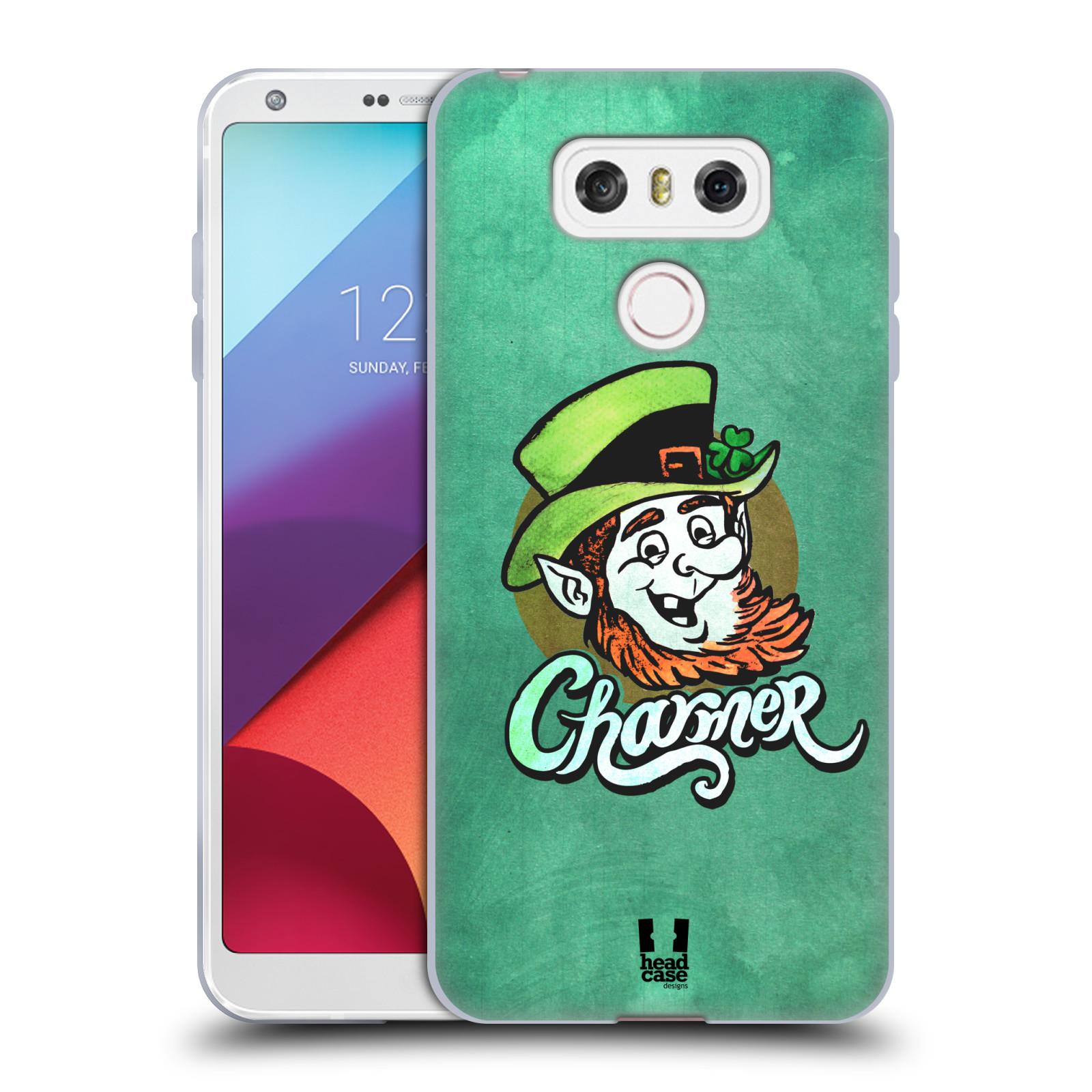 Silikonové pouzdro na mobil LG G6 - Head Case CHARMER (Silikonový kryt či obal na mobilní telefon LG G6 H870 / LG G6 Dual SIM H870DS)