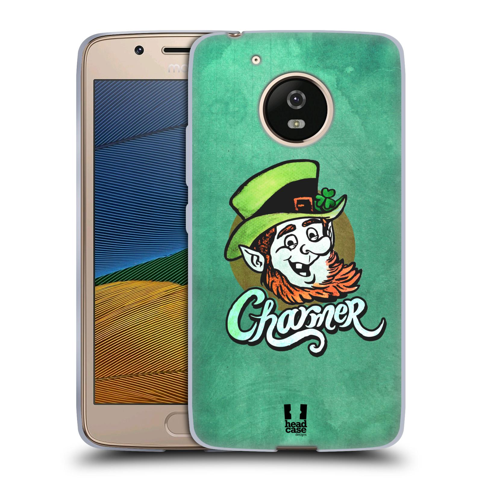 Silikonové pouzdro na mobil Lenovo Moto G5 - Head Case CHARMER (Silikonový kryt či obal na mobilní telefon Lenovo Moto G5)