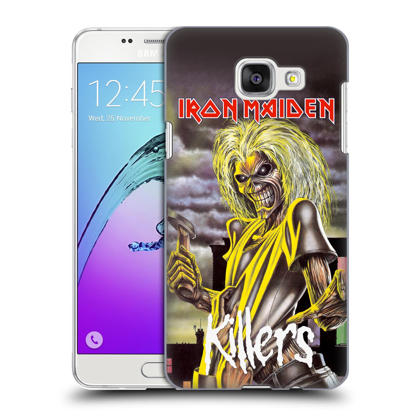 Plastové pouzdro na mobil Samsung Galaxy A5 (2016) HEAD CASE - Iron Maiden - Killers
