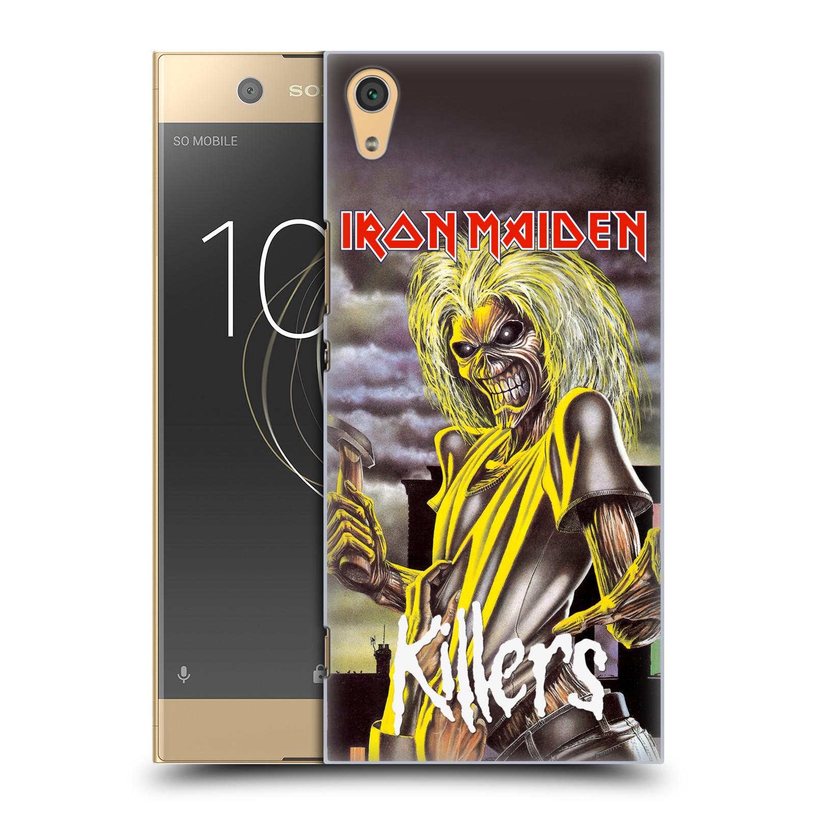 Plastové pouzdro na mobil Sony Xperia XA1 Ultra - Head Case - Iron Maiden - Killers
