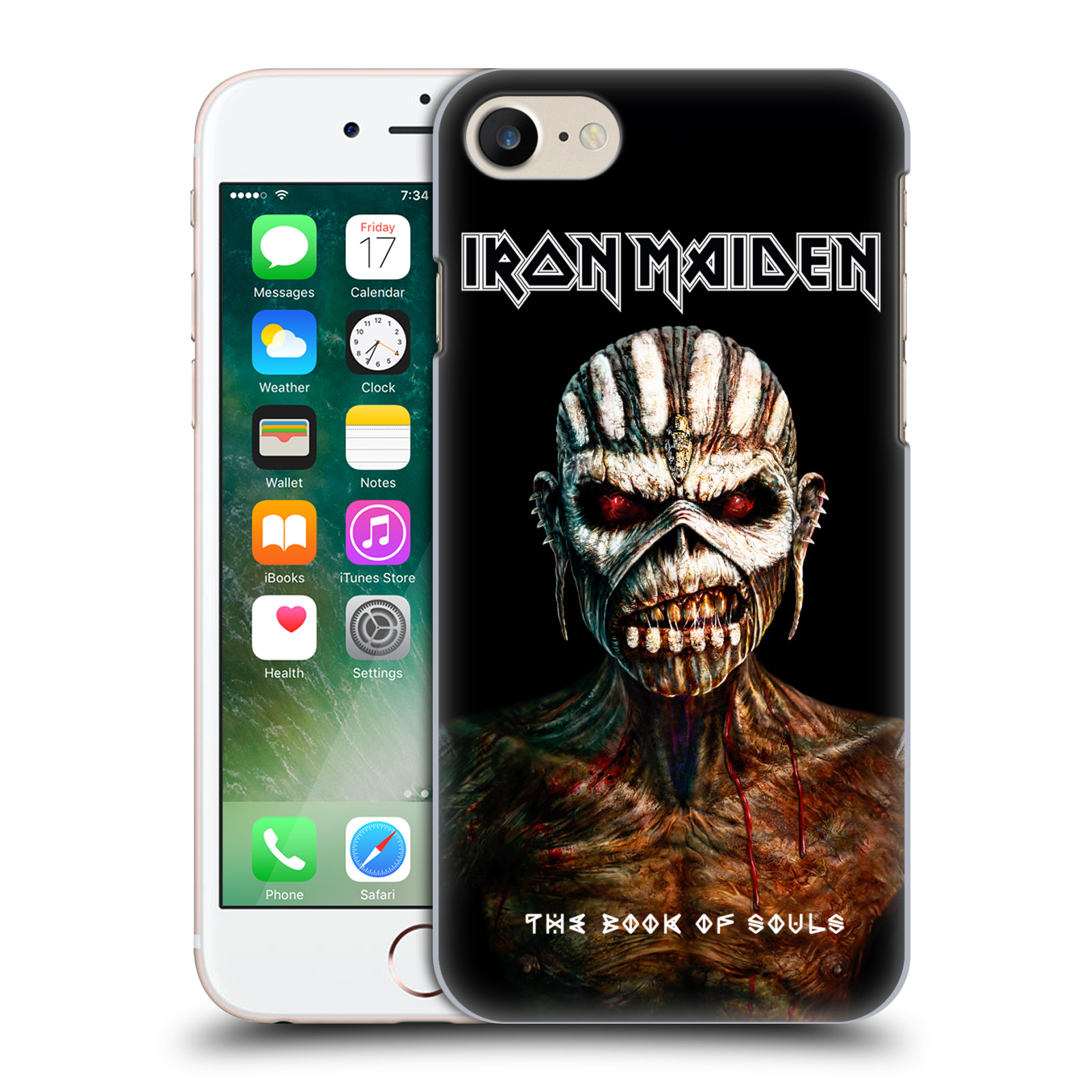Cover Iron Maiden Iphone 7