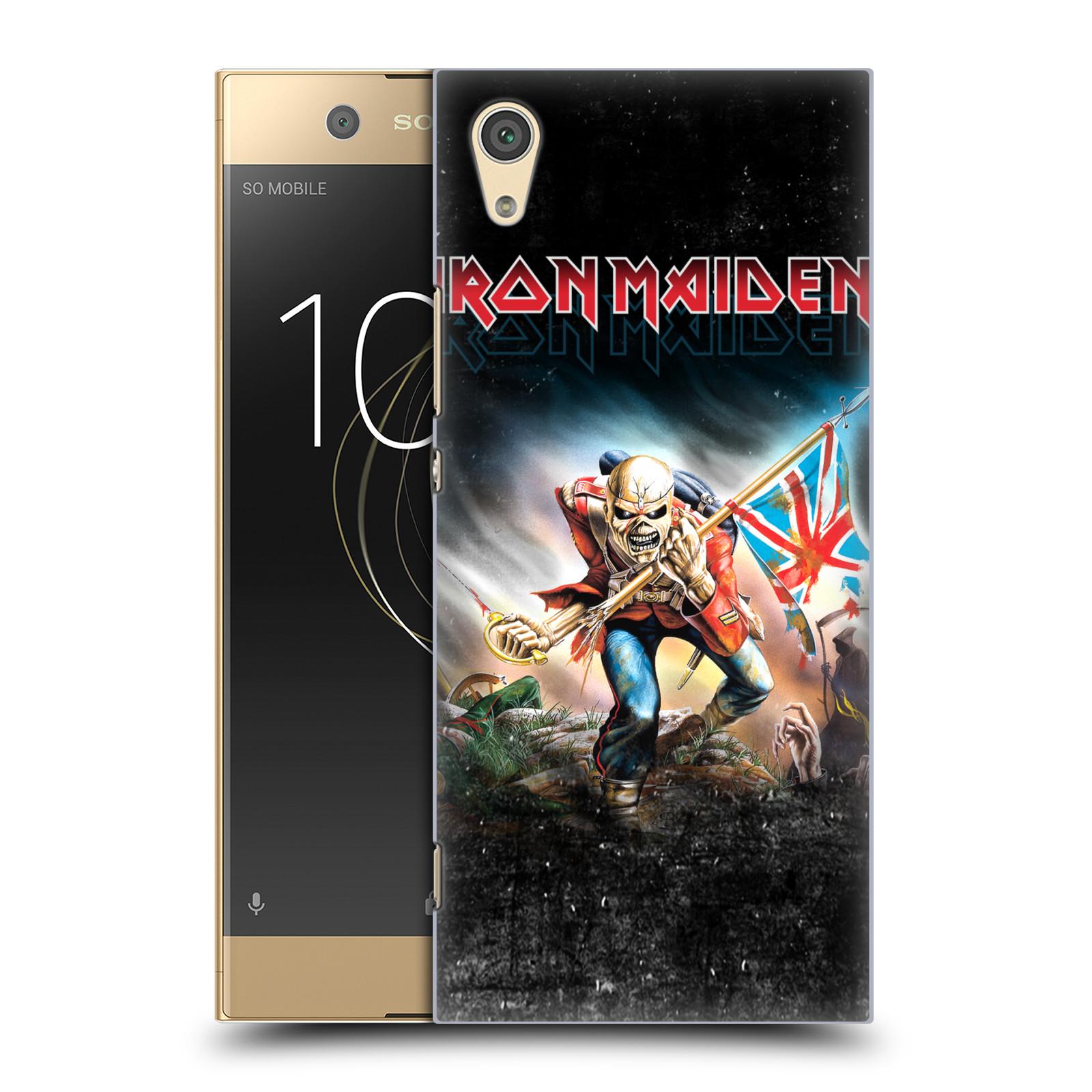 Plastové pouzdro na mobil Sony Xperia XA1 - Head Case - Iron Maiden - Trooper 2016