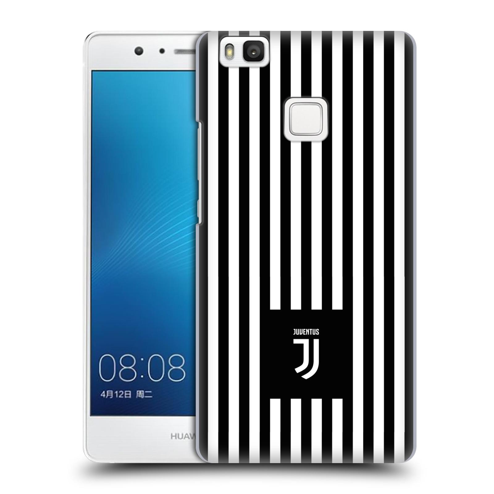 Plastové pouzdro na mobil Huawei P9 Lite - Head Case - Juventus FC - Nové logo - Pruhy