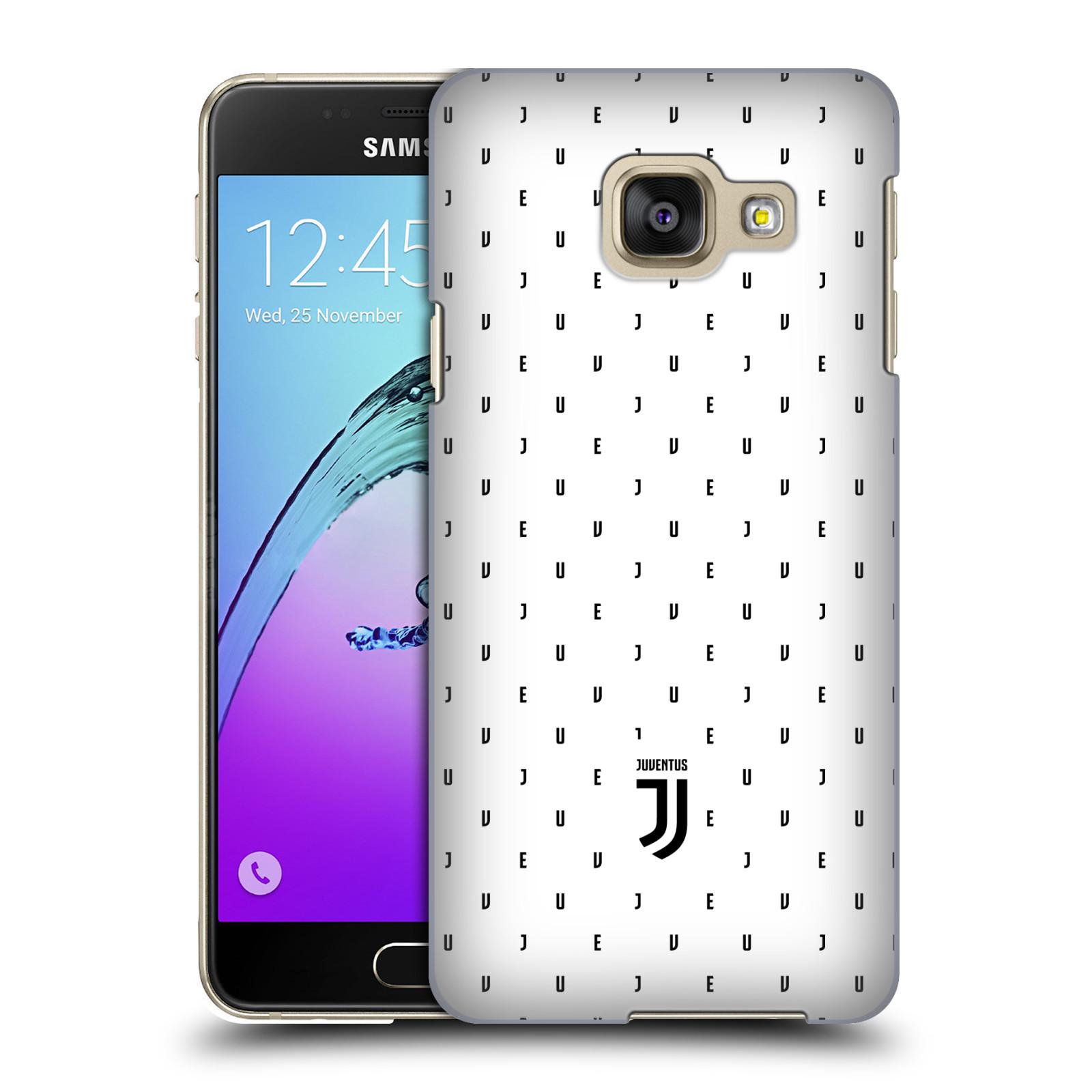 Plastové pouzdro na mobil Samsung Galaxy A3 (2016) - Head Case - Juventus FC - Nové logo - Decentní
