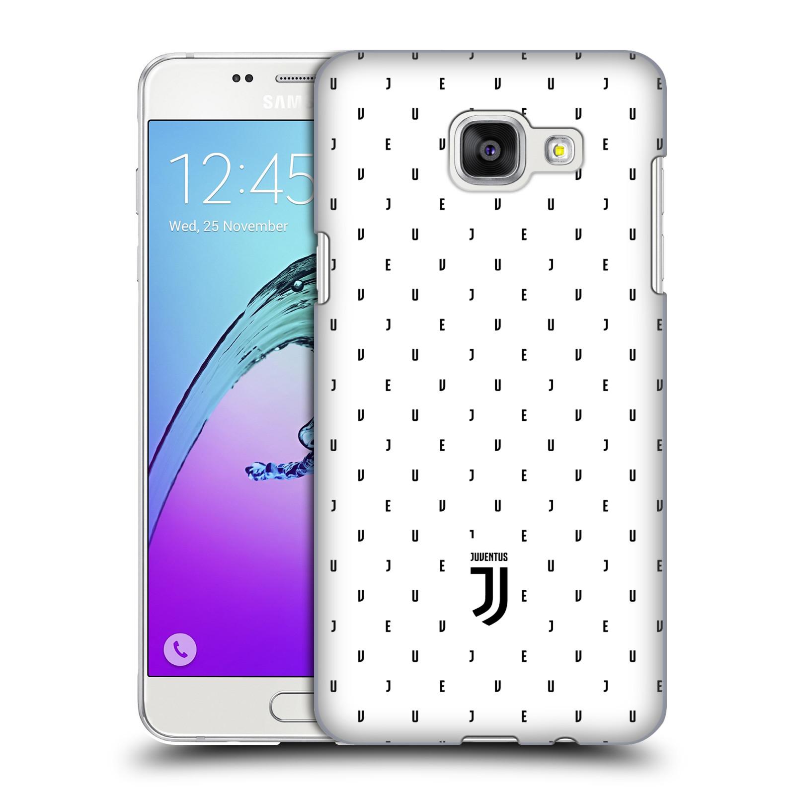 Plastové pouzdro na mobil Samsung Galaxy A5 (2016) - Head Case - Juventus FC - Nové logo - Decentní