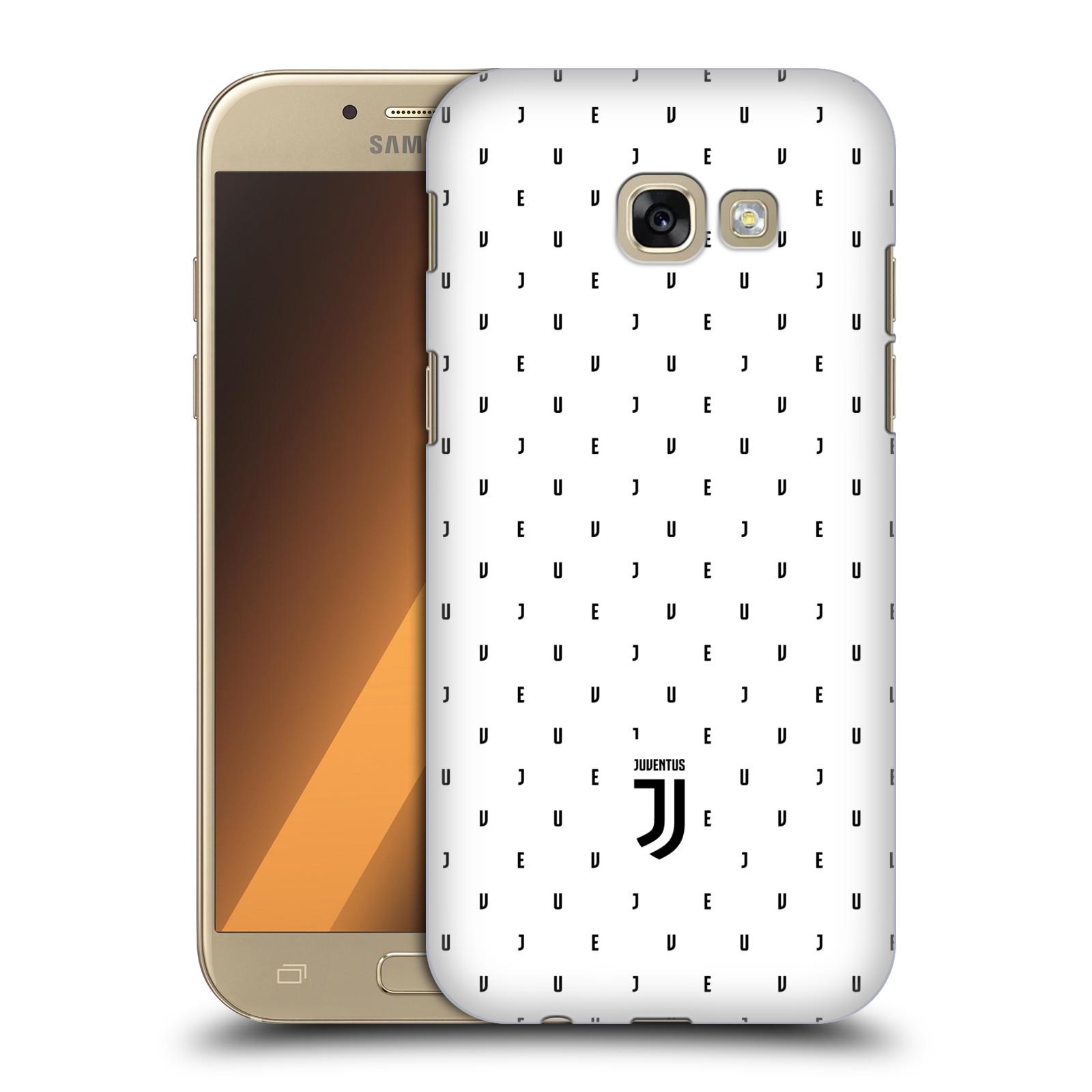 Plastové pouzdro na mobil Samsung Galaxy A5 (2017) - Head Case - Juventus FC - Nové logo - Decentní