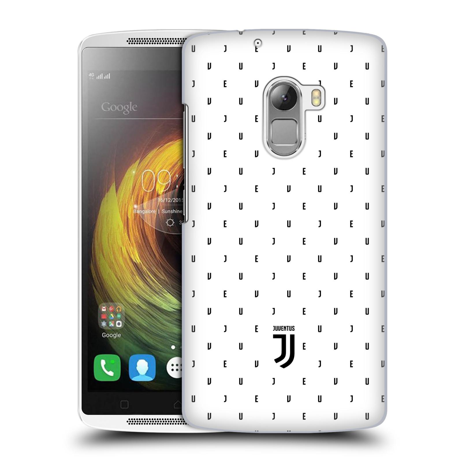 Plastové pouzdro na mobil Lenovo A7010 - Head Case - Juventus FC - Nové logo - Decentní