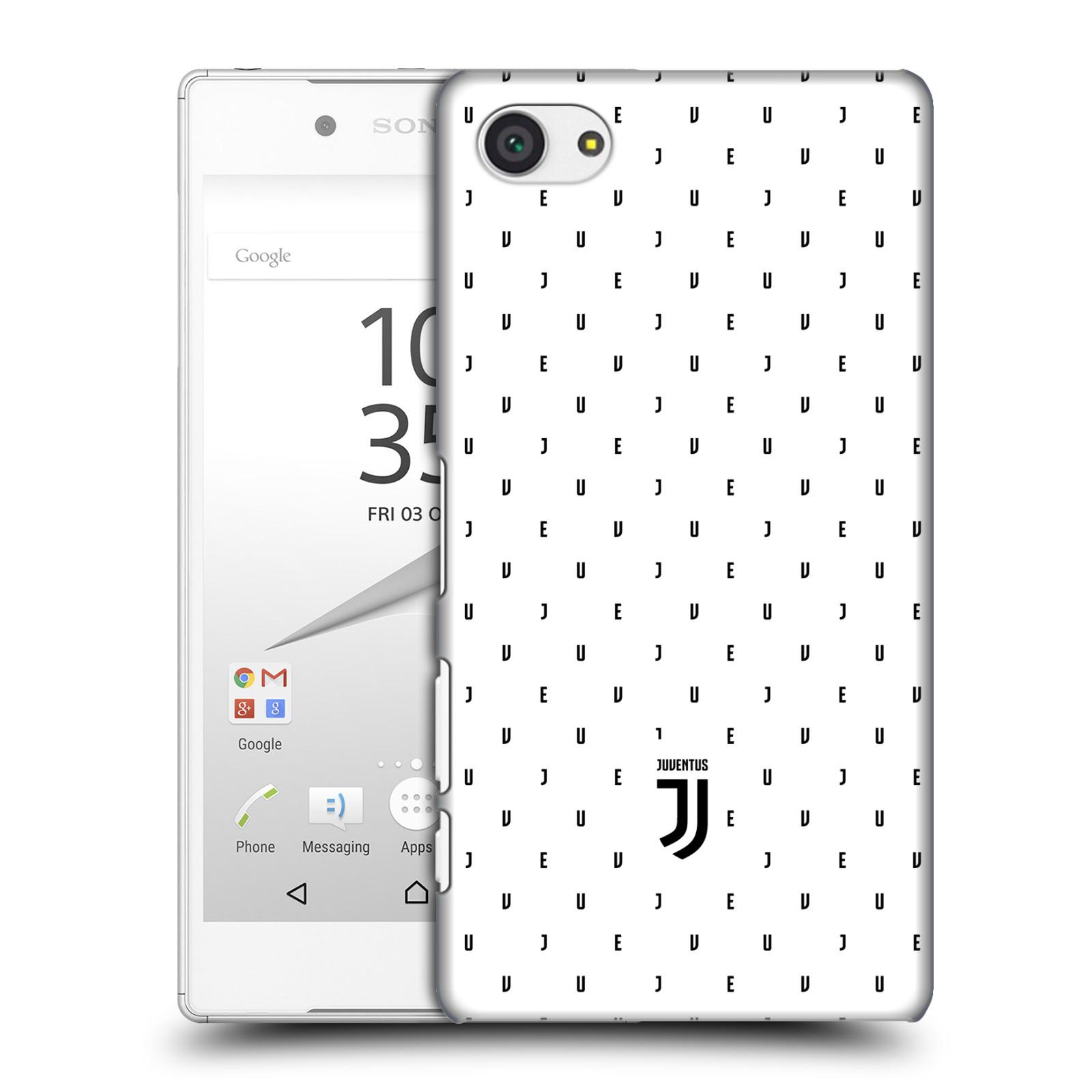 Plastové pouzdro na mobil Sony Xperia Z5 Compact - Head Case - Juventus FC - Nové logo - Decentní