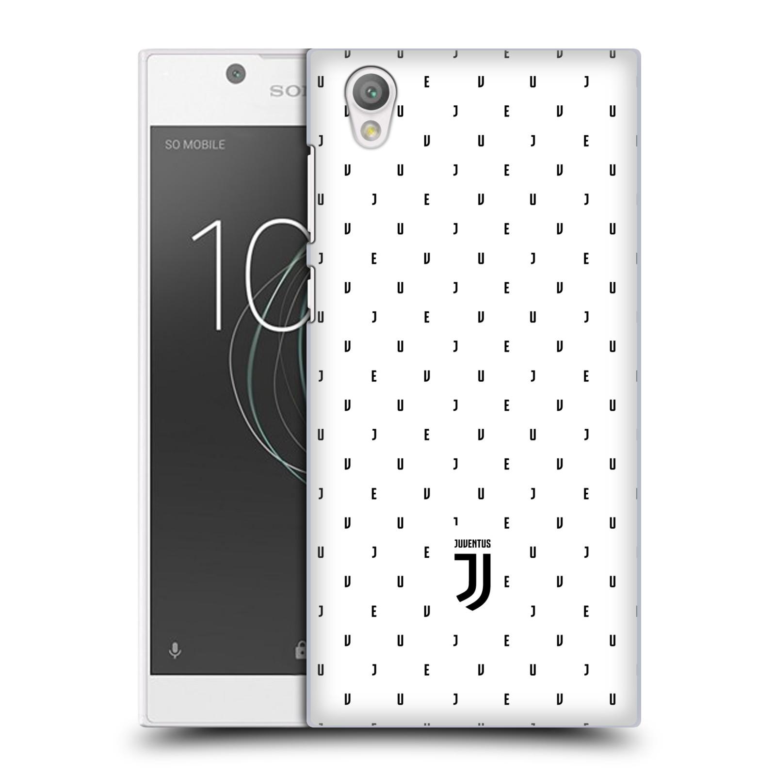 Plastové pouzdro na mobil Sony Xperia L1 - Head Case - Juventus FC - Nové logo - Decentní