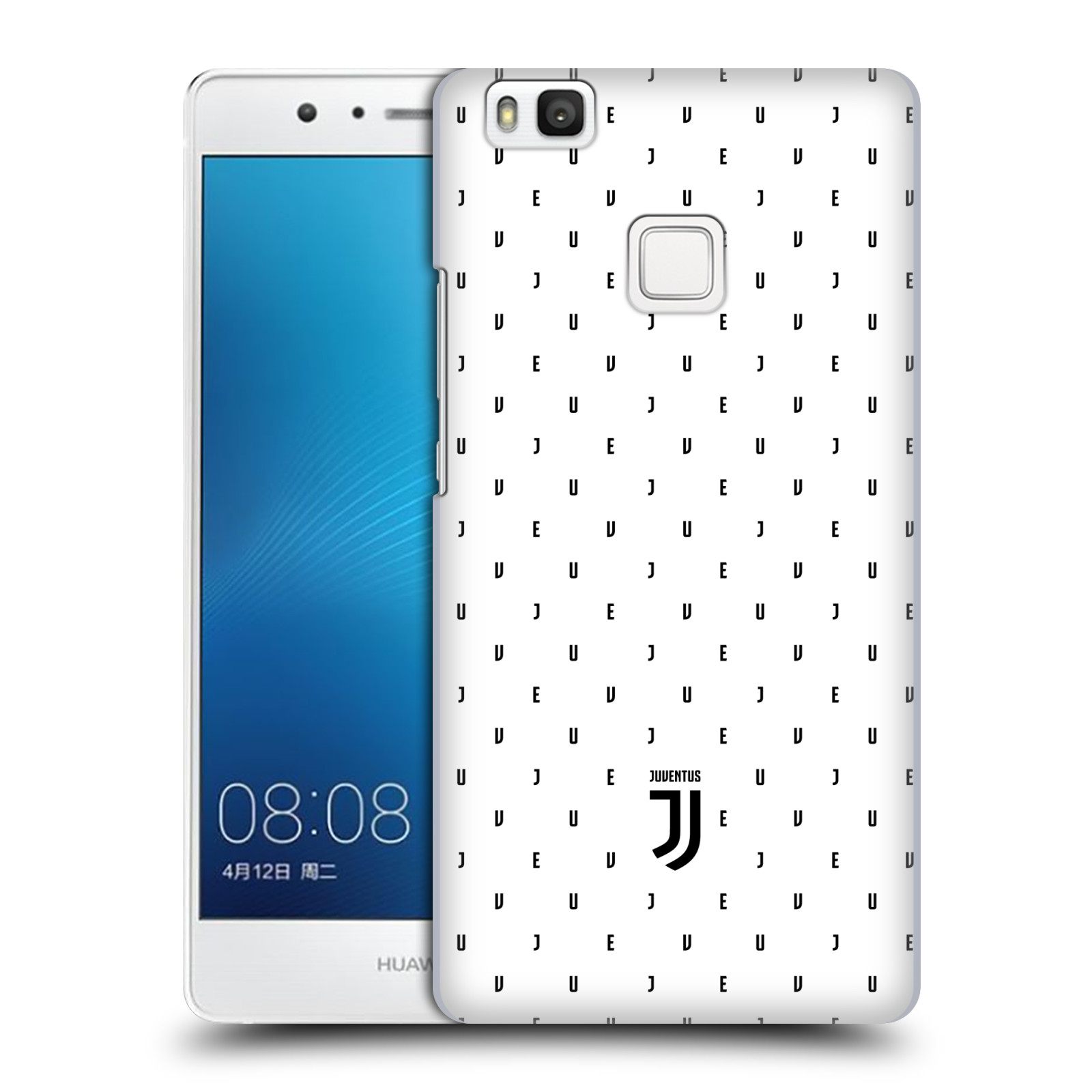 Plastové pouzdro na mobil Huawei P9 Lite - Head Case - Juventus FC - Nové logo - Decentní