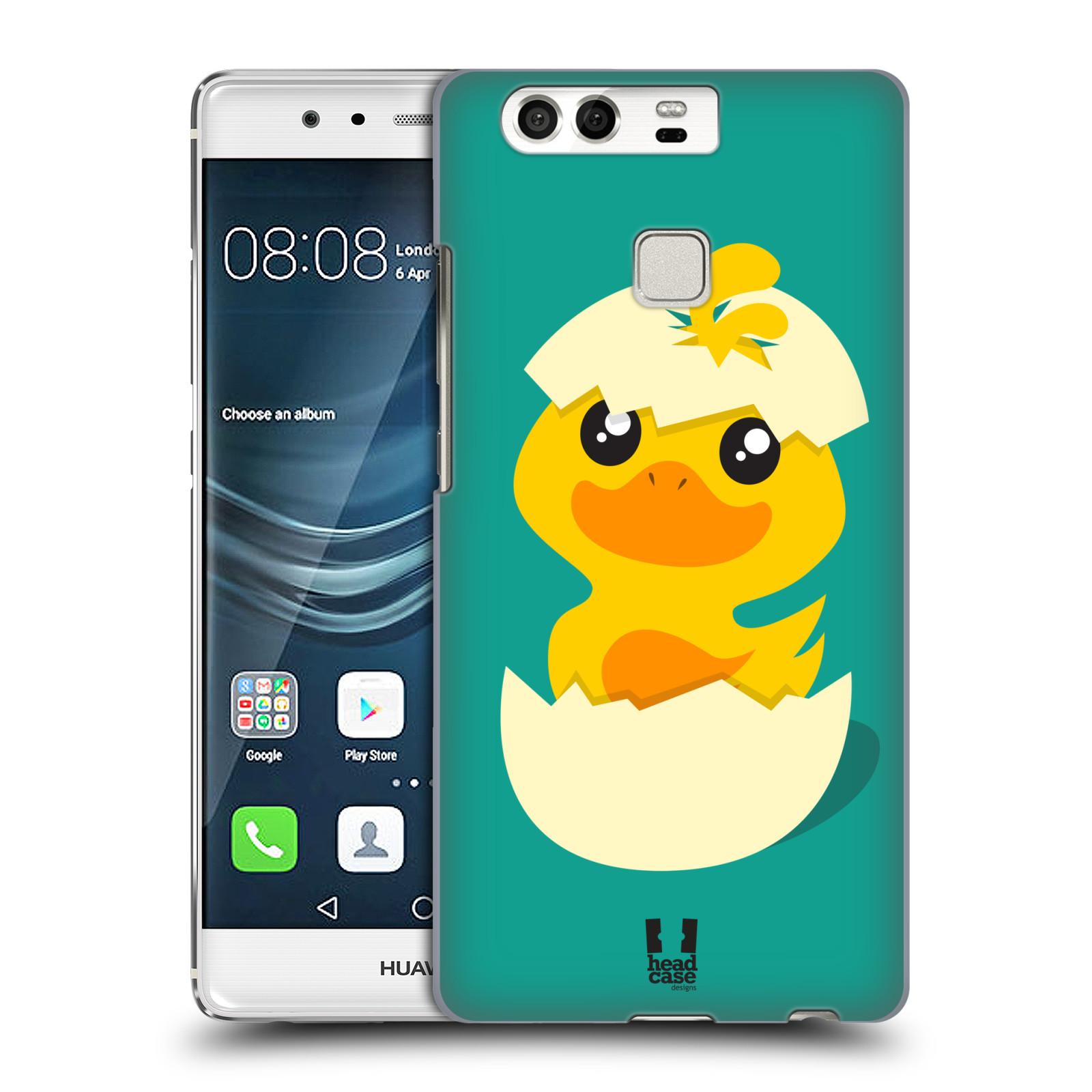 Plastové pouzdro na mobil Huawei P9 HEAD CASE KACHNIČKA Z VAJÍČKA (Plastový kryt či obal na mobilní telefon Huawei P9)