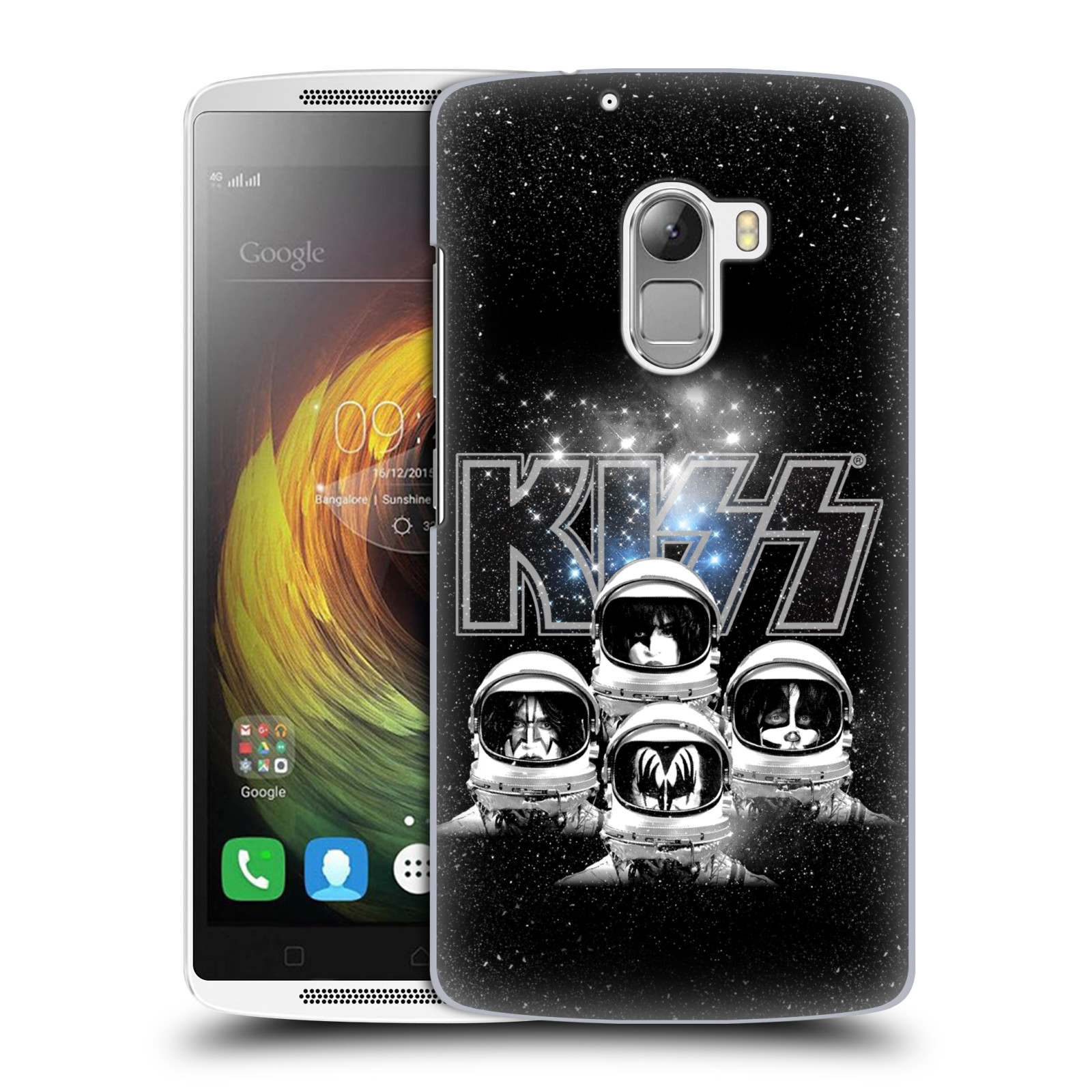 Plastové pouzdro na mobil Lenovo A7010 HEAD CASE - Kiss - Galactic