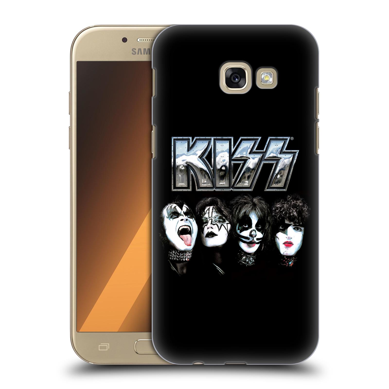 Plastové pouzdro na mobil Samsung Galaxy A5 (2017) HEAD CASE - Kiss - Vegas
