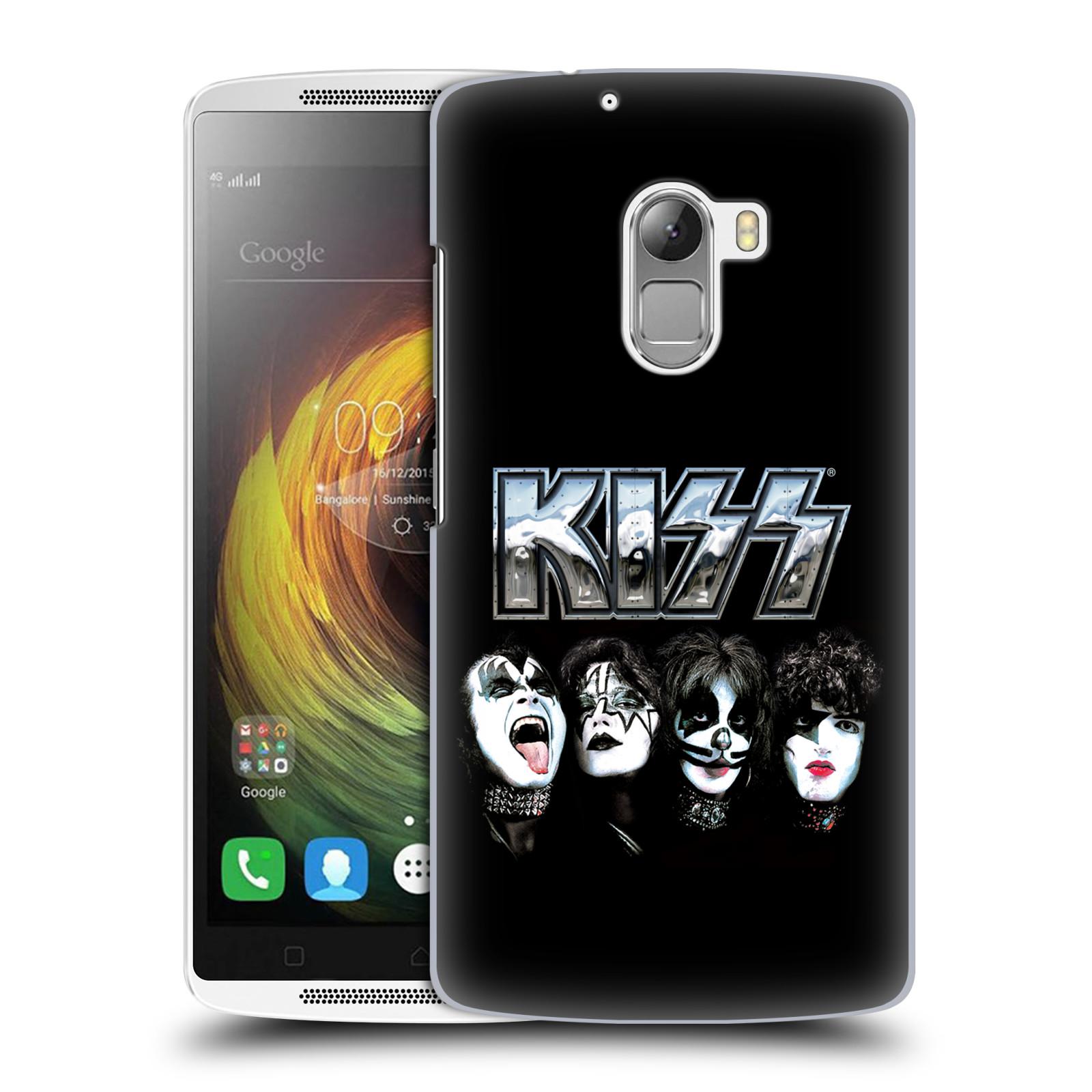 Plastové pouzdro na mobil Lenovo A7010 HEAD CASE - Kiss - Vegas
