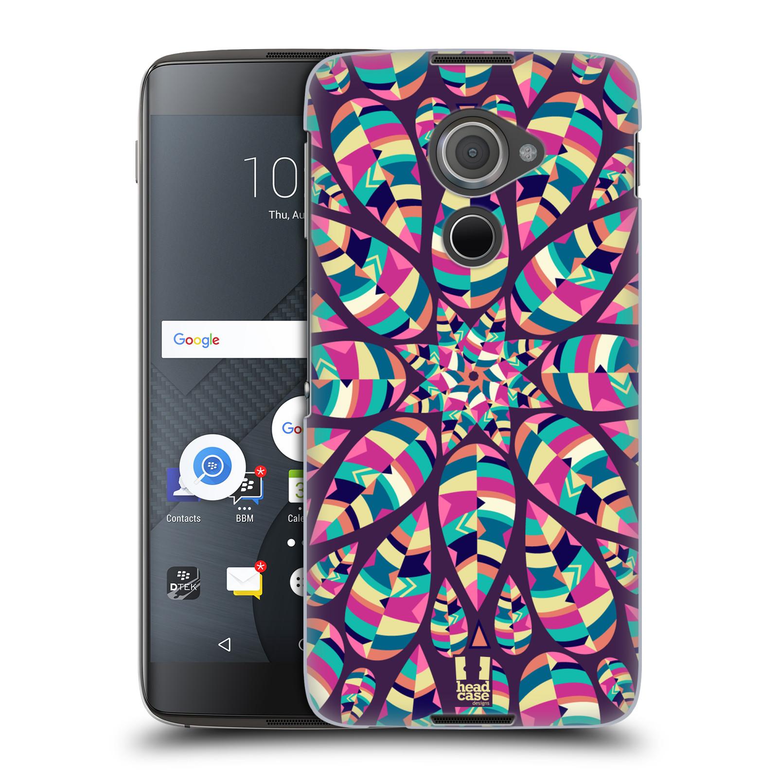 Plastové pouzdro na mobil Blackberry DTEK60 (Argon) - Head Case Shine (Plastový kryt či obal na mobilní telefon Blackberry DTEK60 (Argon))