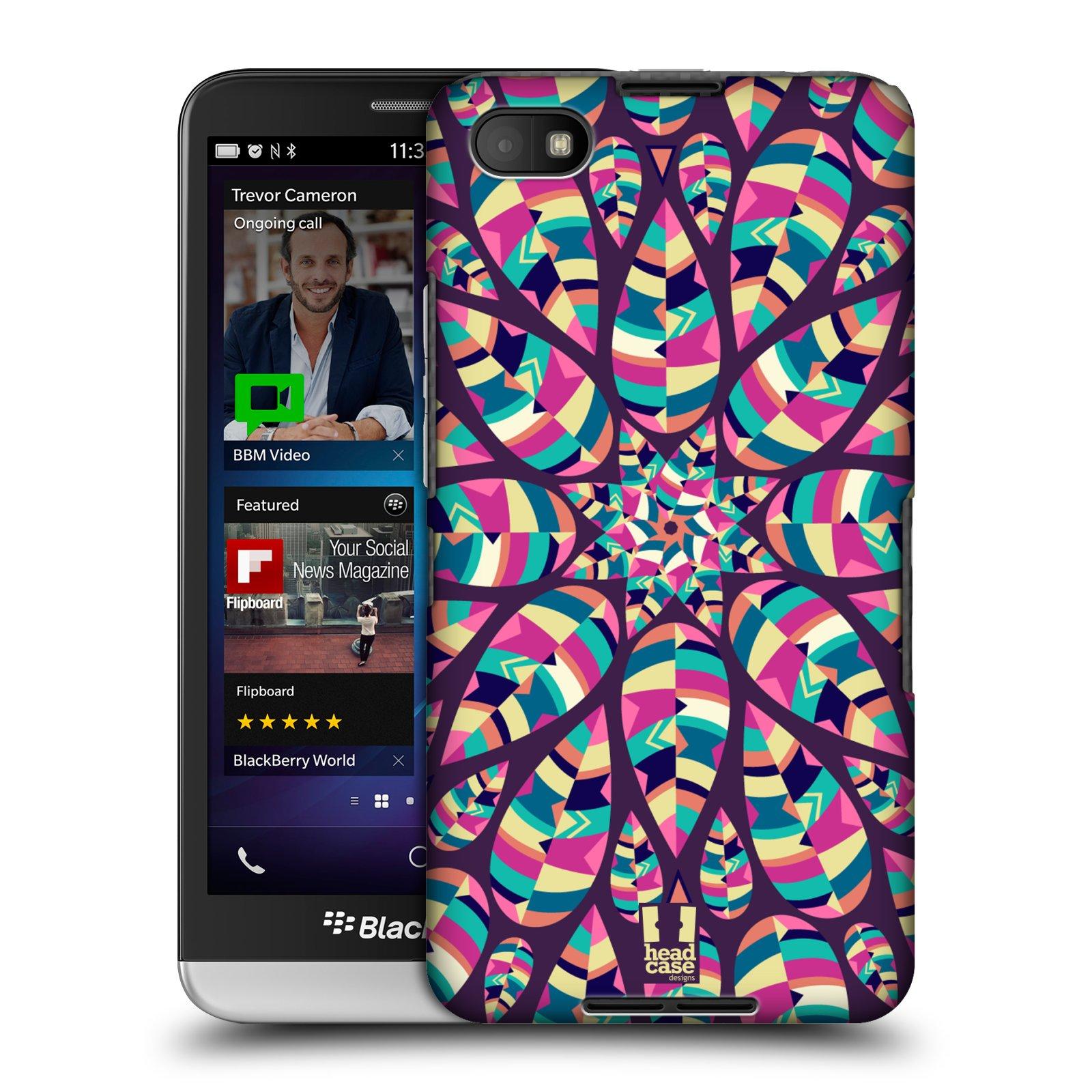Plastové pouzdro na mobil Blackberry Z30 HEAD CASE Shine (Kryt či obal na mobilní telefon Blackberry Z30)