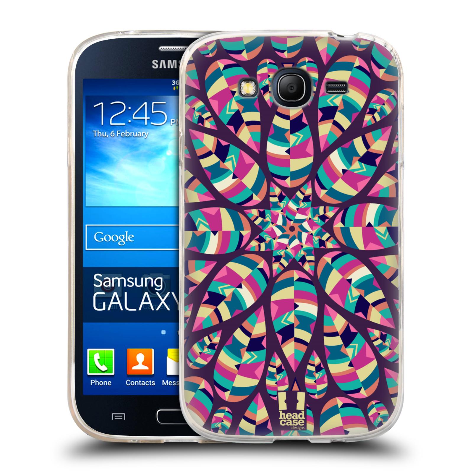 Silikonové pouzdro na mobil Samsung Galaxy Grand Neo Plus HEAD CASE Shine (Silikonový kryt či obal na mobilní telefon Samsung Galaxy Grand Neo Plus Duos GT-I9060i)