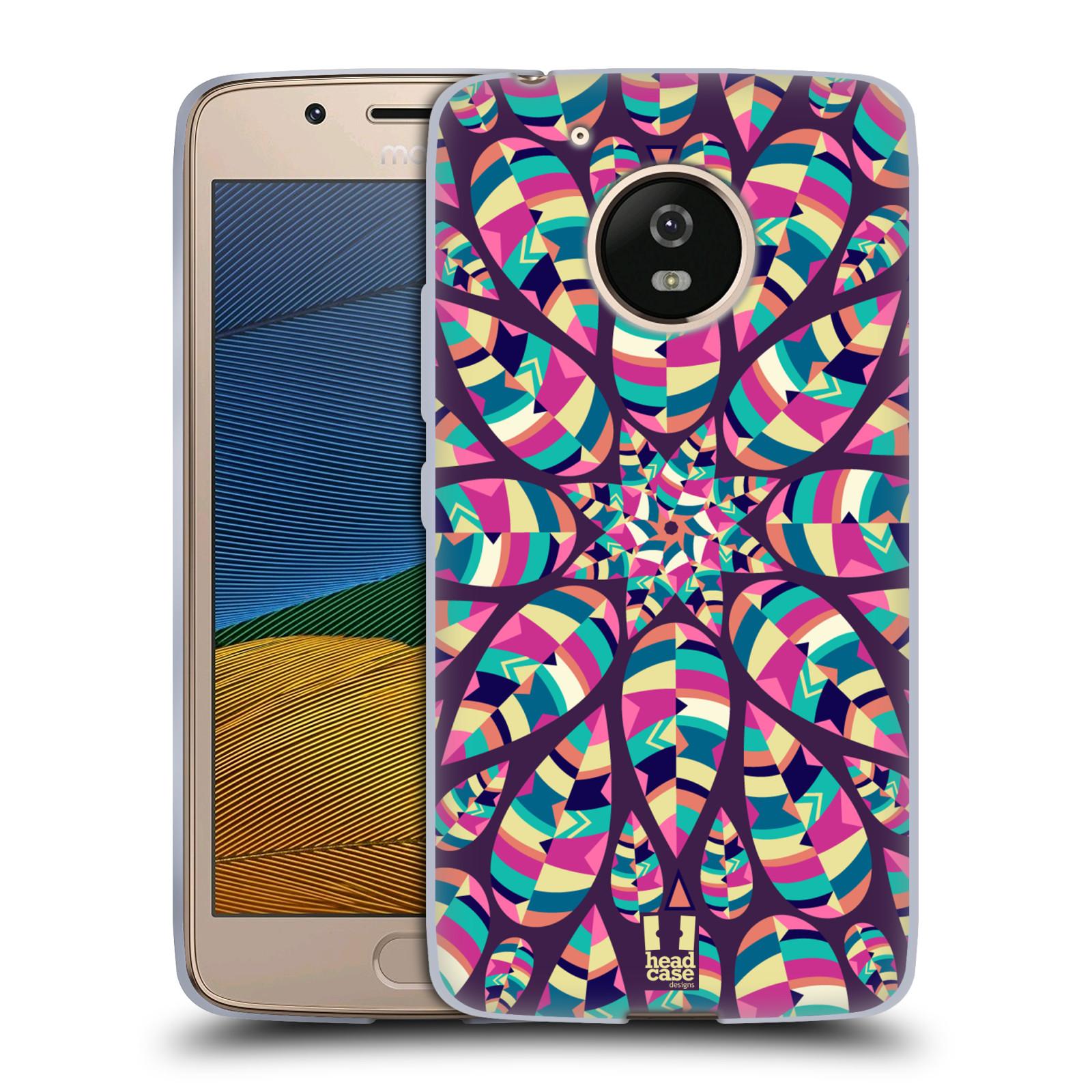 Silikonové pouzdro na mobil Lenovo Moto G5 - Head Case Shine (Silikonový kryt či obal na mobilní telefon Lenovo Moto G5)