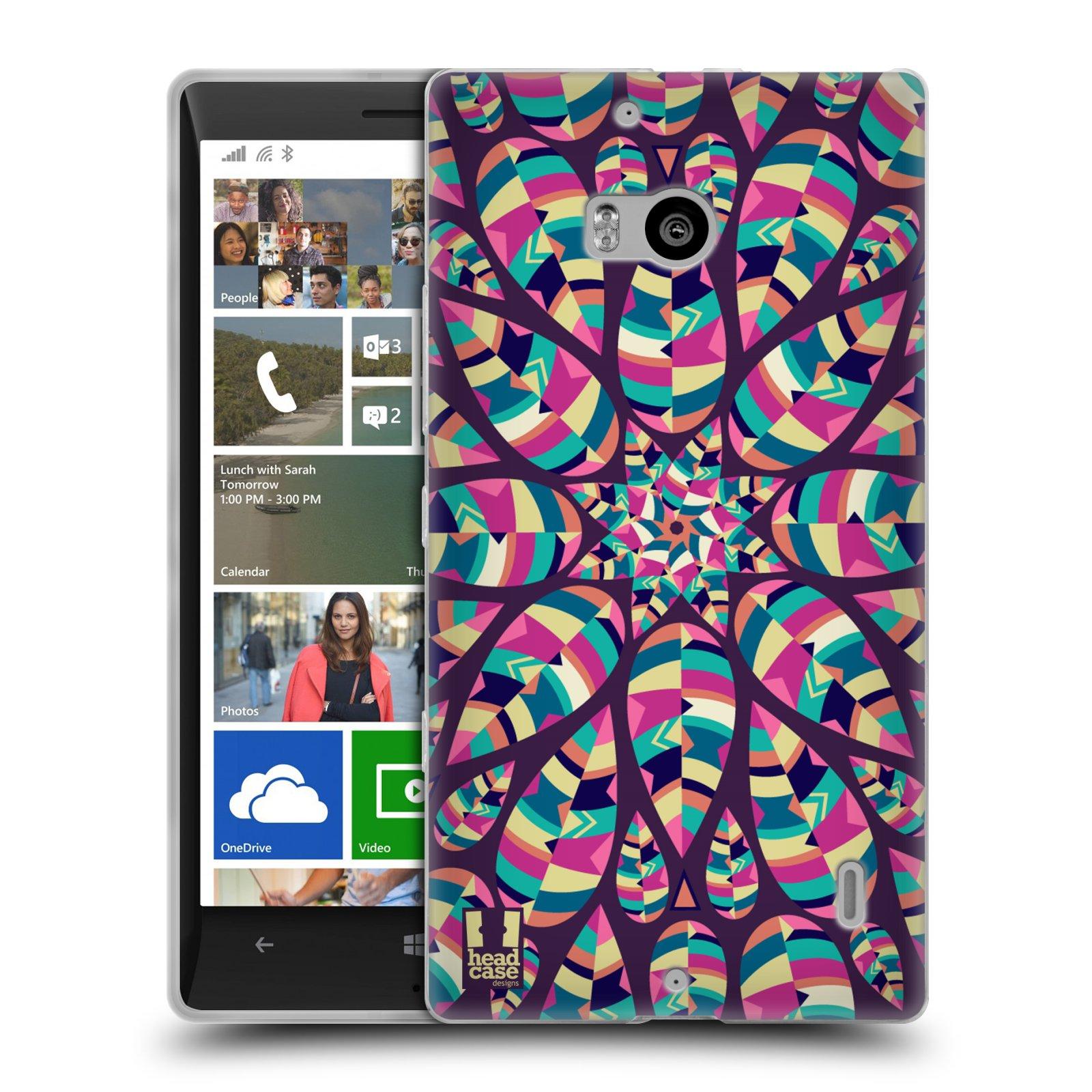 Silikonové pouzdro na mobil Nokia Lumia 930 HEAD CASE Shine (Silikonový kryt či obal na mobilní telefon Nokia Lumia 930)