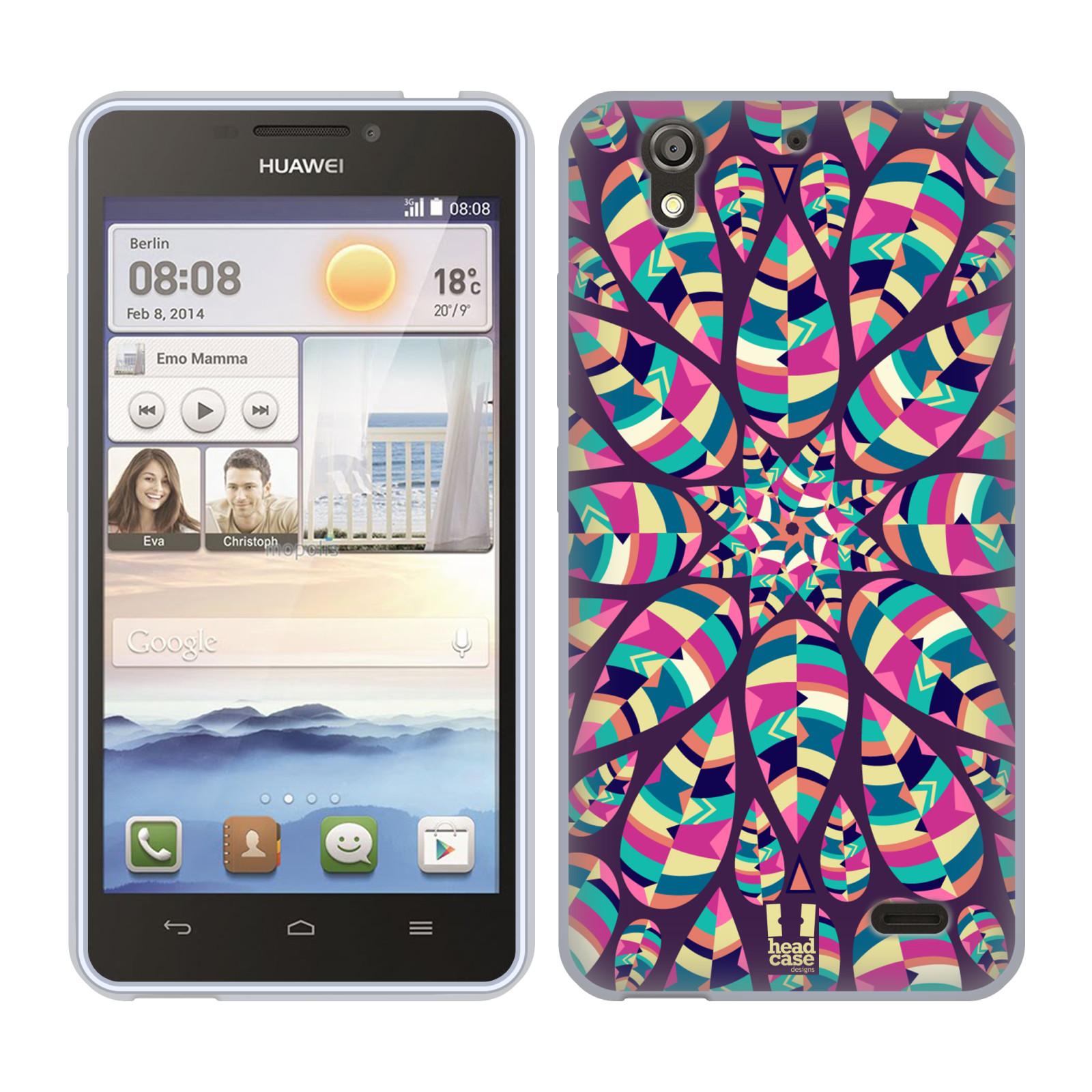 Silikonové pouzdro na mobil Huawei Ascend Y530 HEAD CASE Shine (Silikonový kryt či obal na mobilní telefon Huawei Ascend Y530)