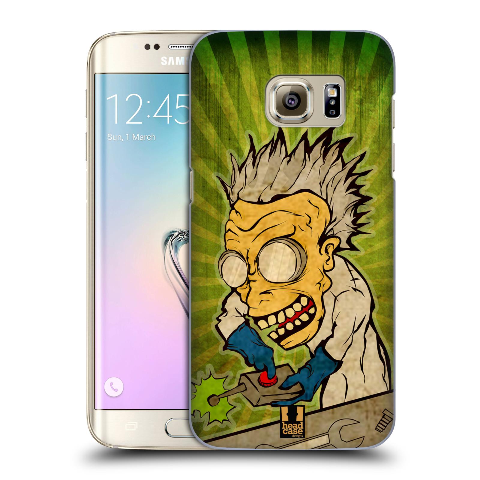 Plastové pouzdro na mobil Samsung Galaxy S7 Edge HEAD CASE INFUSE (Kryt či obal na mobilní telefon Samsung Galaxy S7 Edge SM-G935F)