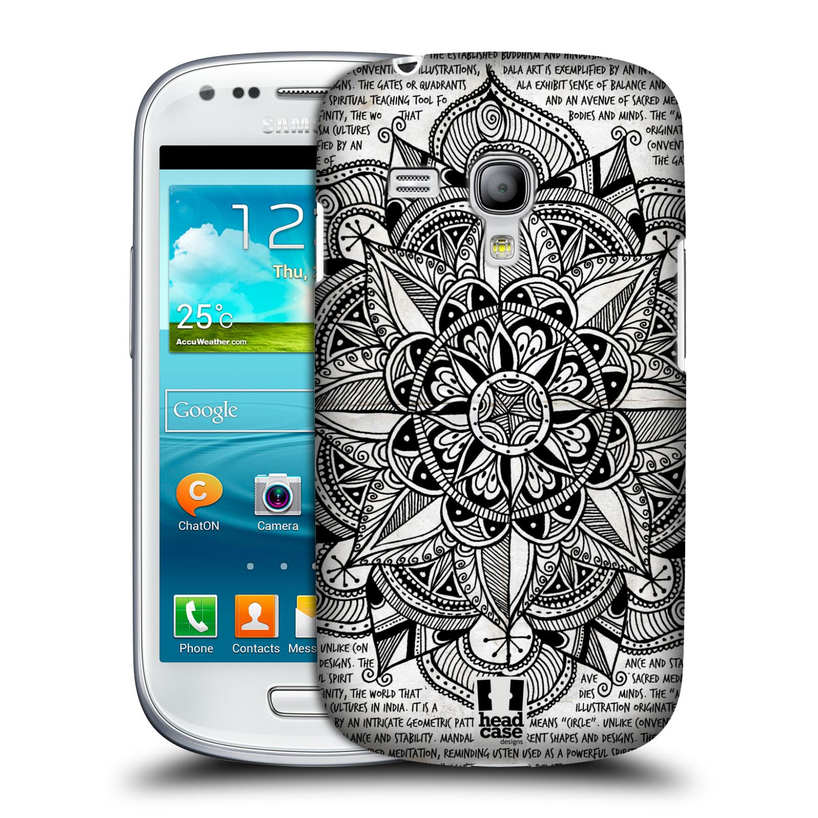 HC-I8160 (Kryt či obal na mobilní telefon Samsung Galaxy S3 Mini VE GT-i8200)