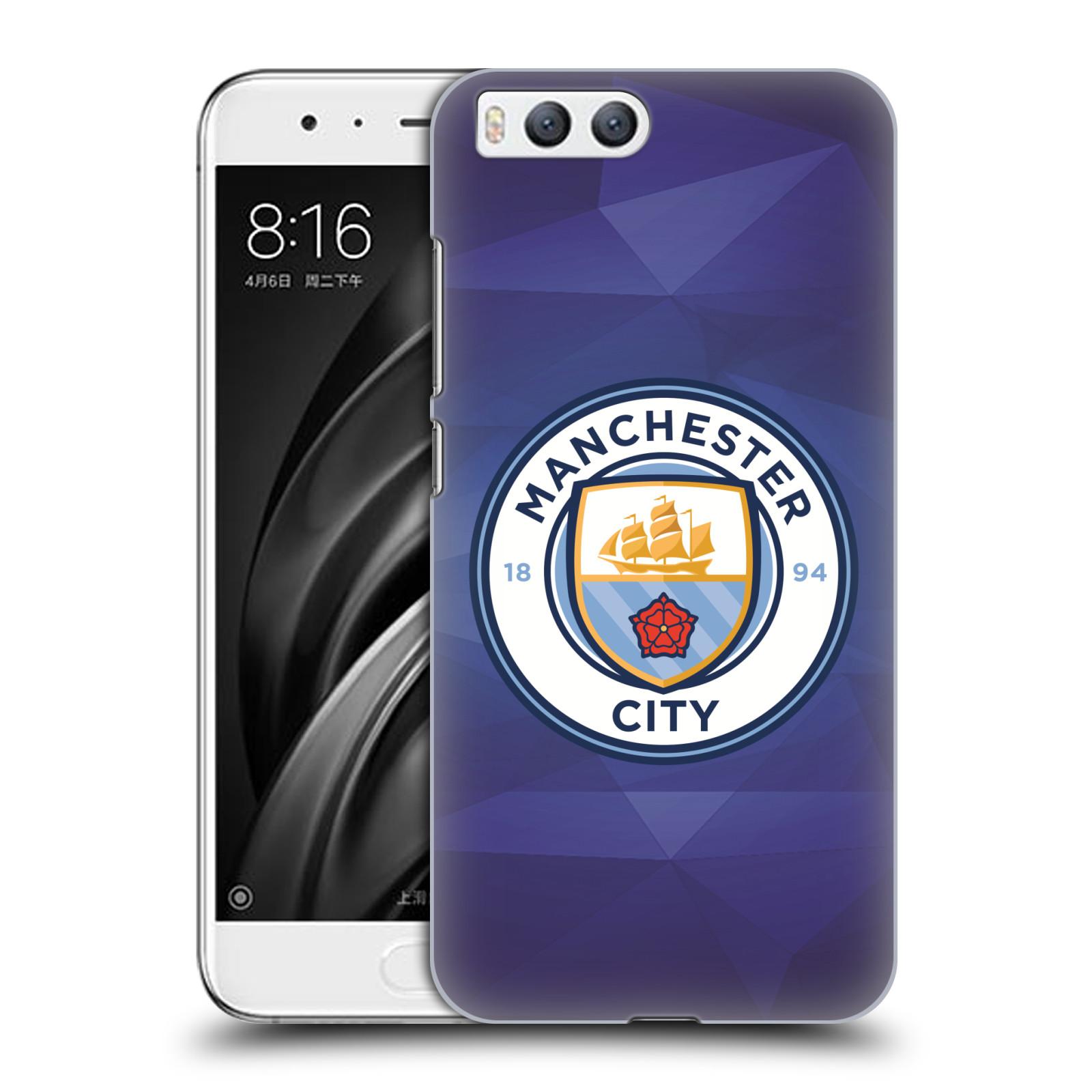 Plastové pouzdro na mobil Xiaomi Mi6 - Head Case - Manchester City FC - Modré nové logo (Plastový kryt či obal na mobilní telefon Xiaomi Mi6 s motivem Manchester City FC - Modré nové logo)