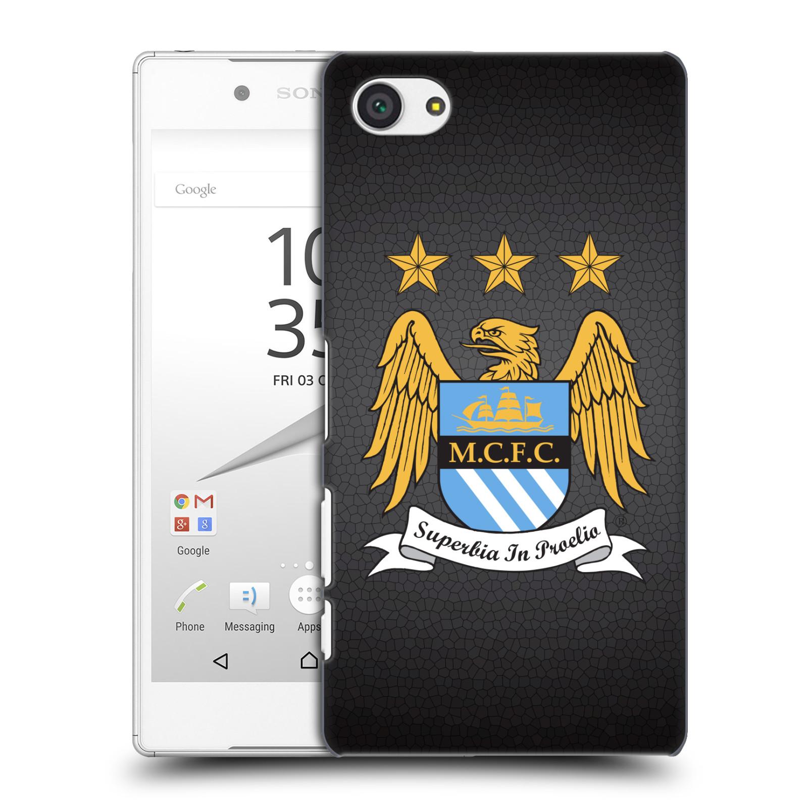 Plastové pouzdro na mobil Sony Xperia Z5 Compact HEAD CASE Manchester City FC - Superbia In Proelio