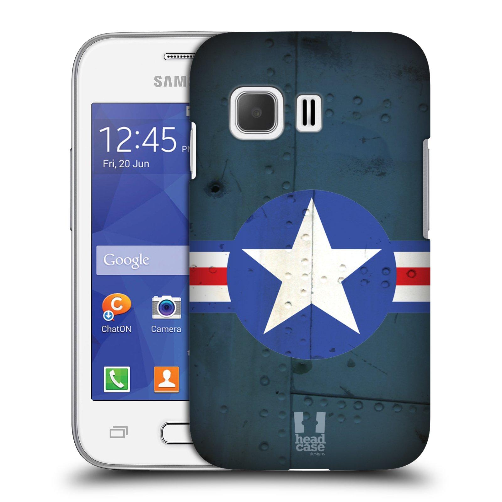 Plastové pouzdro na mobil Samsung Galaxy Young 2 HEAD CASE POSTWAR (Kryt či obal na mobilní telefon Samsung Galaxy Young 2 SM-G130)