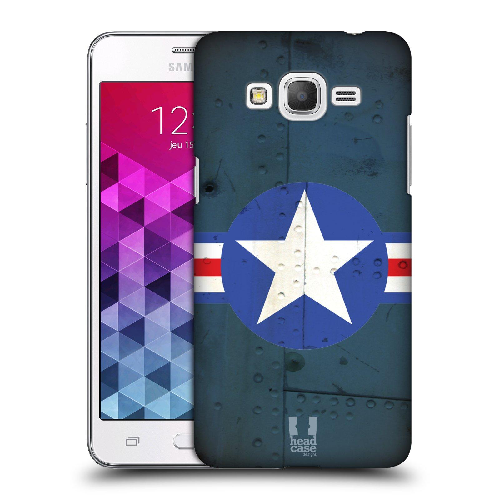 Plastové pouzdro na mobil Samsung Galaxy Grand Prime VE HEAD CASE POSTWAR