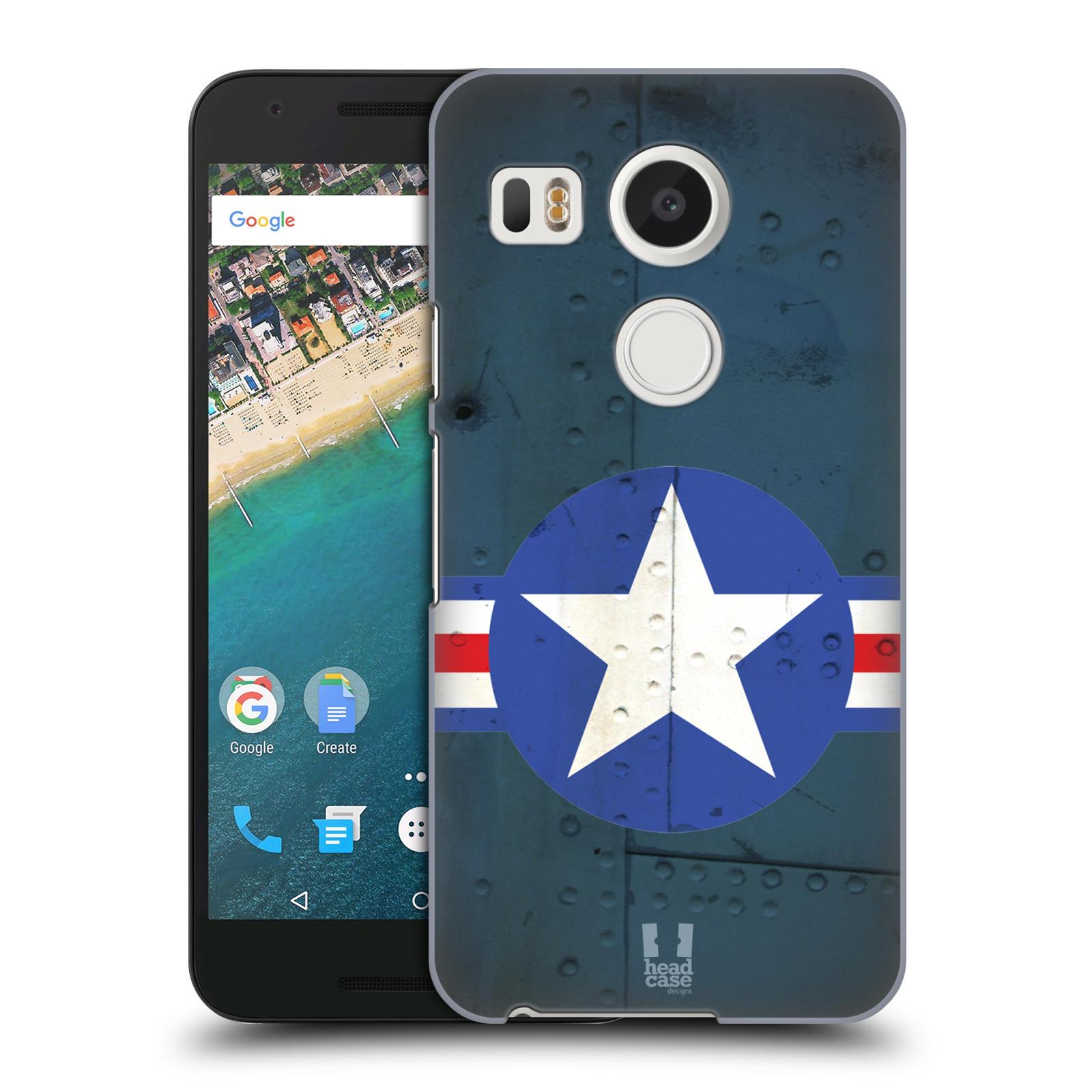 Plastové pouzdro na mobil LG Nexus 5X HEAD CASE POSTWAR (Kryt či obal na mobilní telefon LG NEXUS 5X H791)