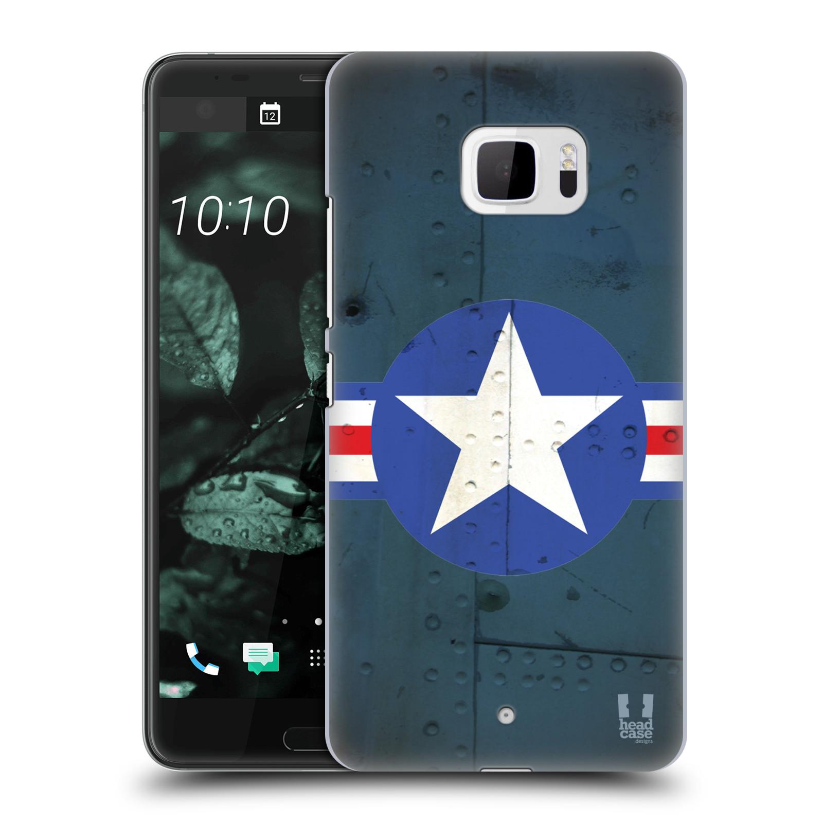 Plastové pouzdro na mobil HTC U Ultra Head Case - POSTWAR (Plastový kryt či obal na mobilní telefon HTC U Ultra (99HALT015-00))