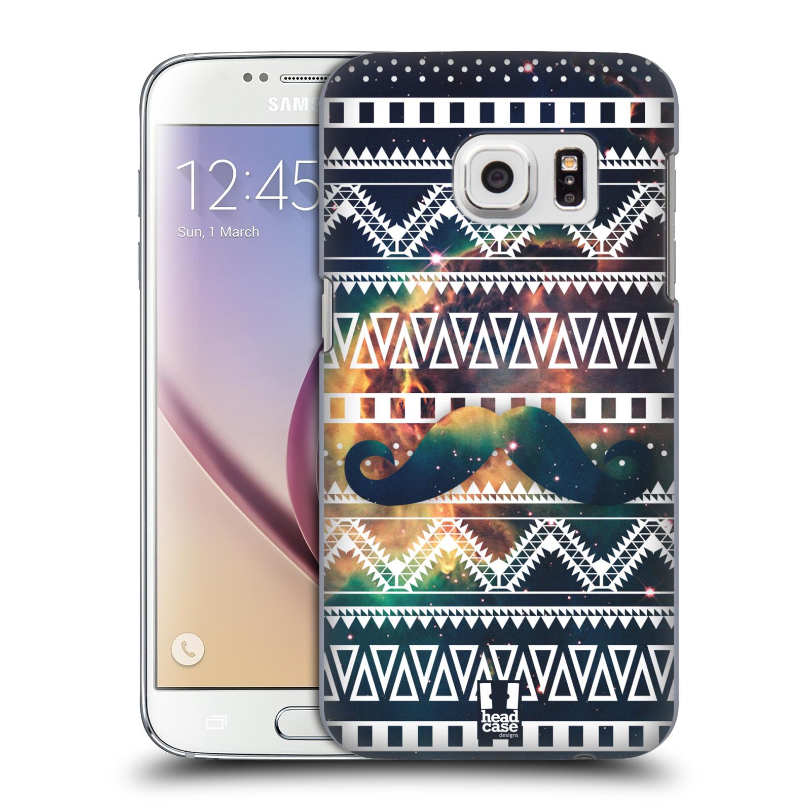 Plastové pouzdro na mobil Samsung Galaxy S7 HEAD CASE AZTEC KNÍR (Kryt či obal na mobilní telefon Samsung Galaxy S7 SM-G930F)