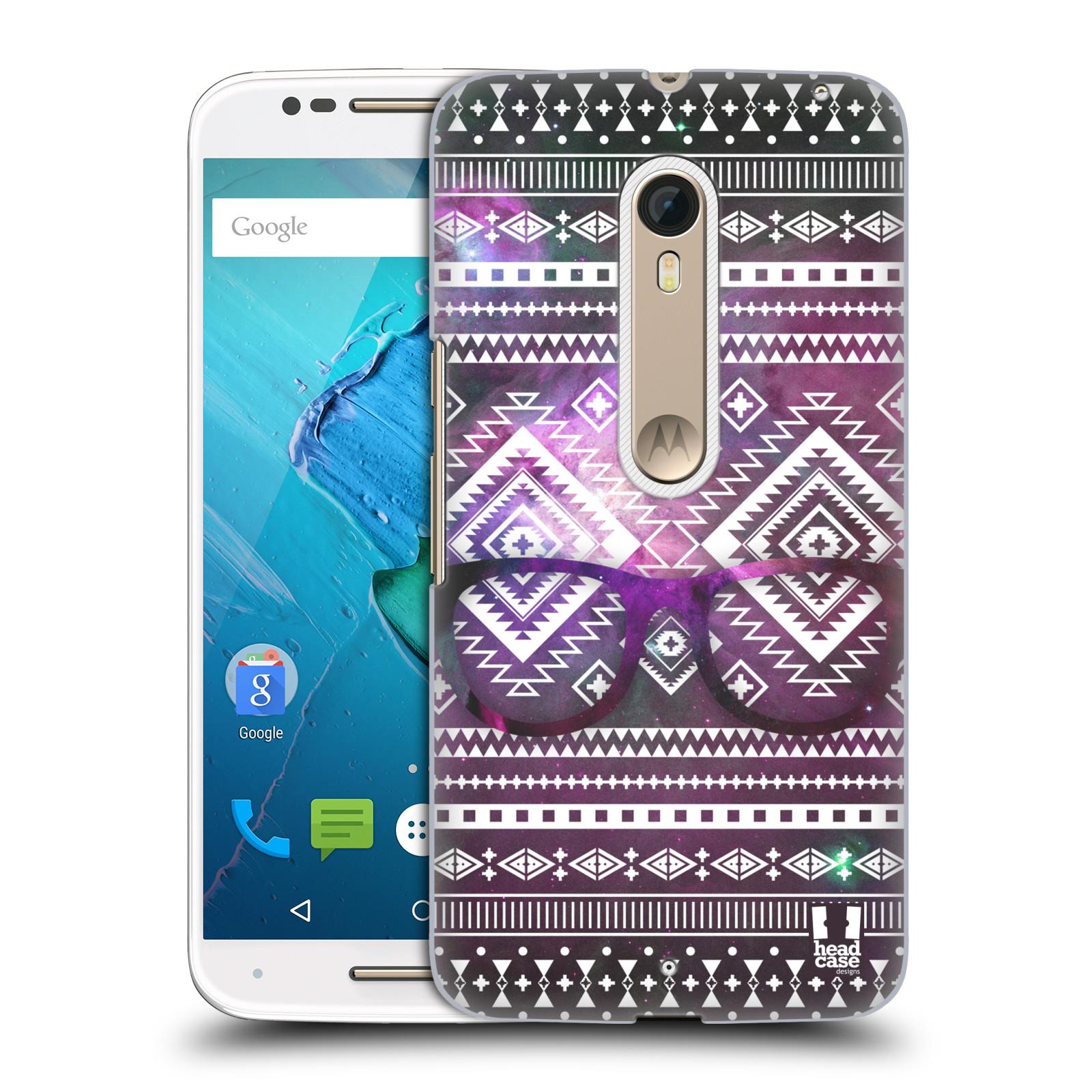 Plastové pouzdro na mobil Motorola Moto X Style HEAD CASE NEBULA BRÝLE (Plastový kryt či obal na mobilní telefon Motorola Moto X Style)